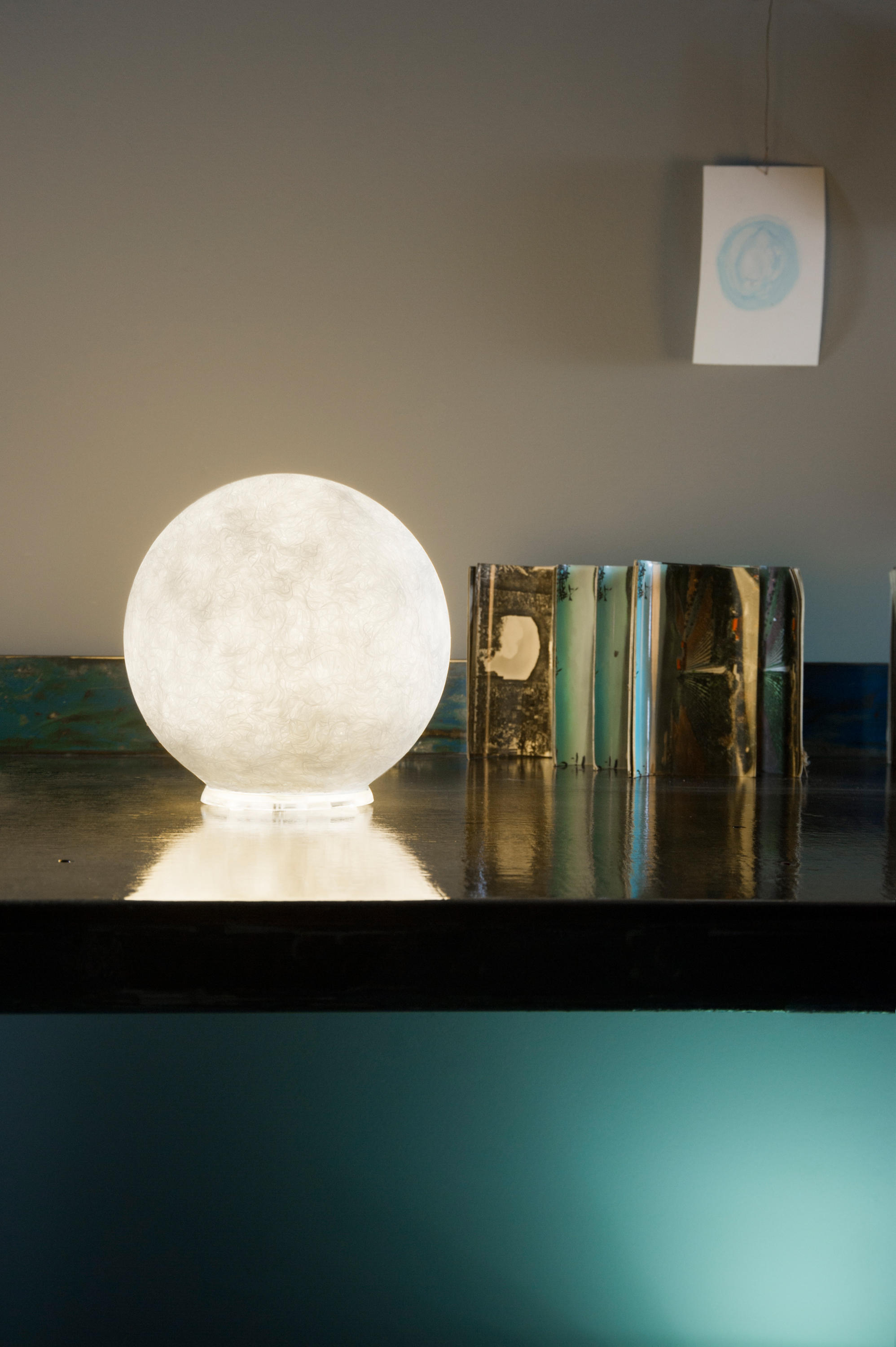 ARTDESIGN · T.moon Table Lamp By IN ES.ARTDESIGN