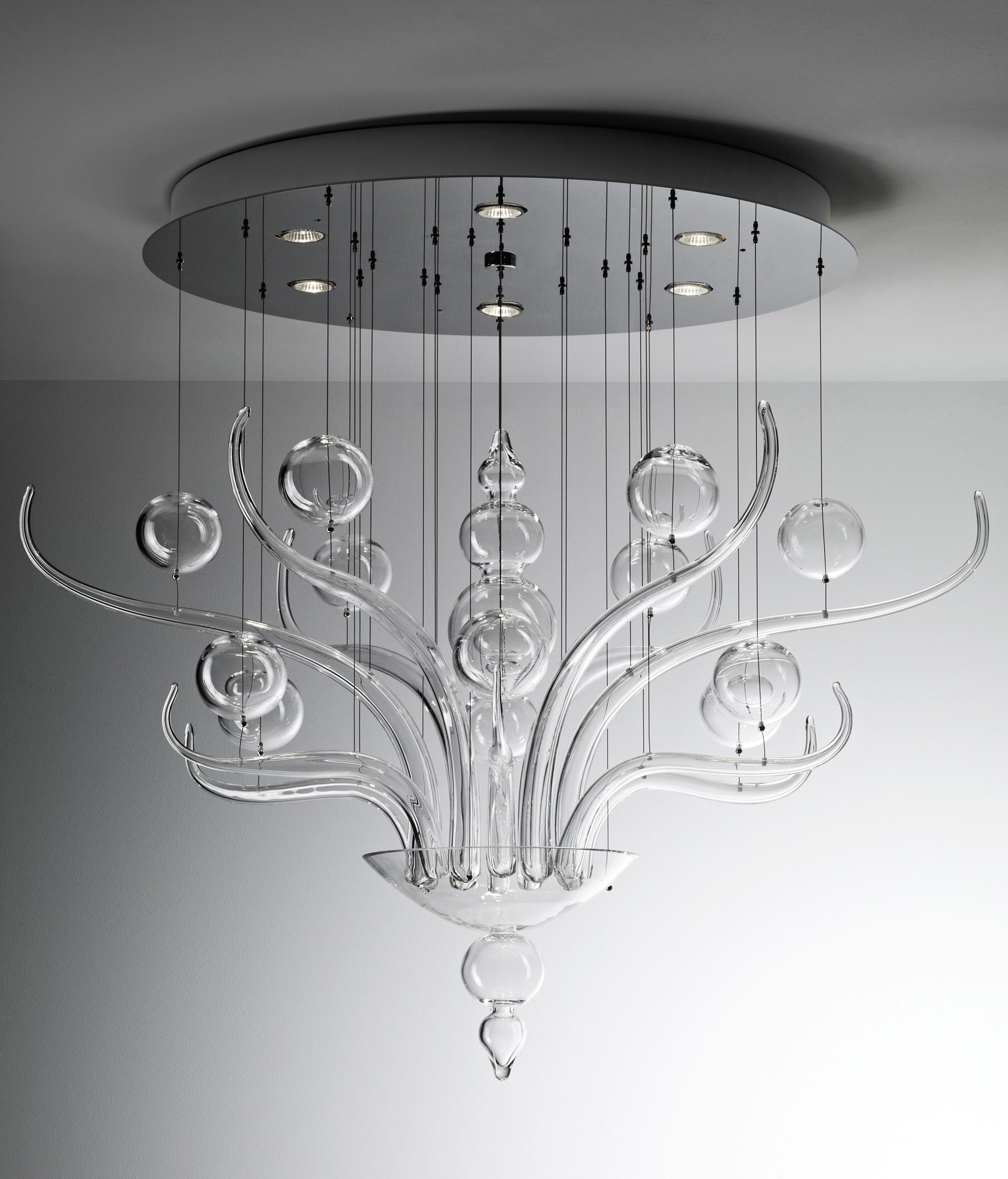 Spirito di venezia f10 a01 00 lampadari fabbian architonic for Lampadari contemporanei