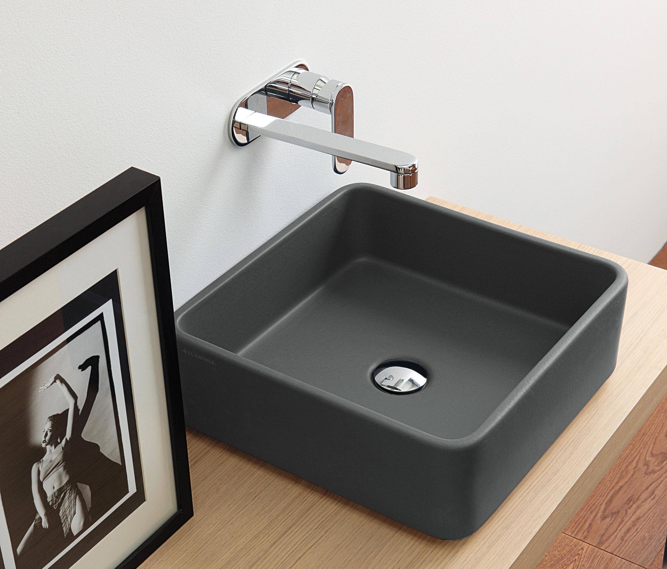 Lava grey meubles lavabos de ceramica flaminia architonic - Flaminia sanitari bagno ...