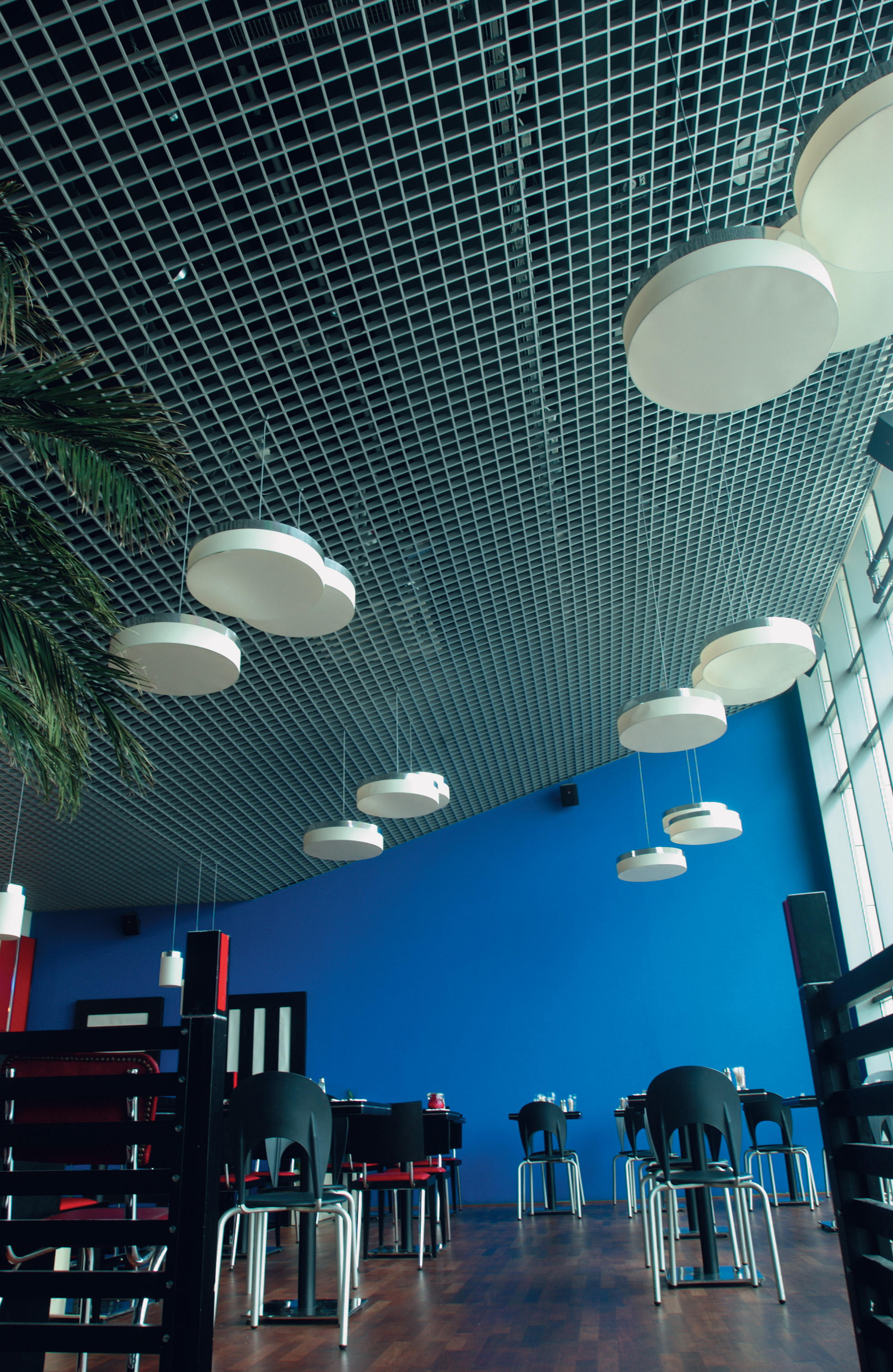 Cell Ceiling System Mobilier Design