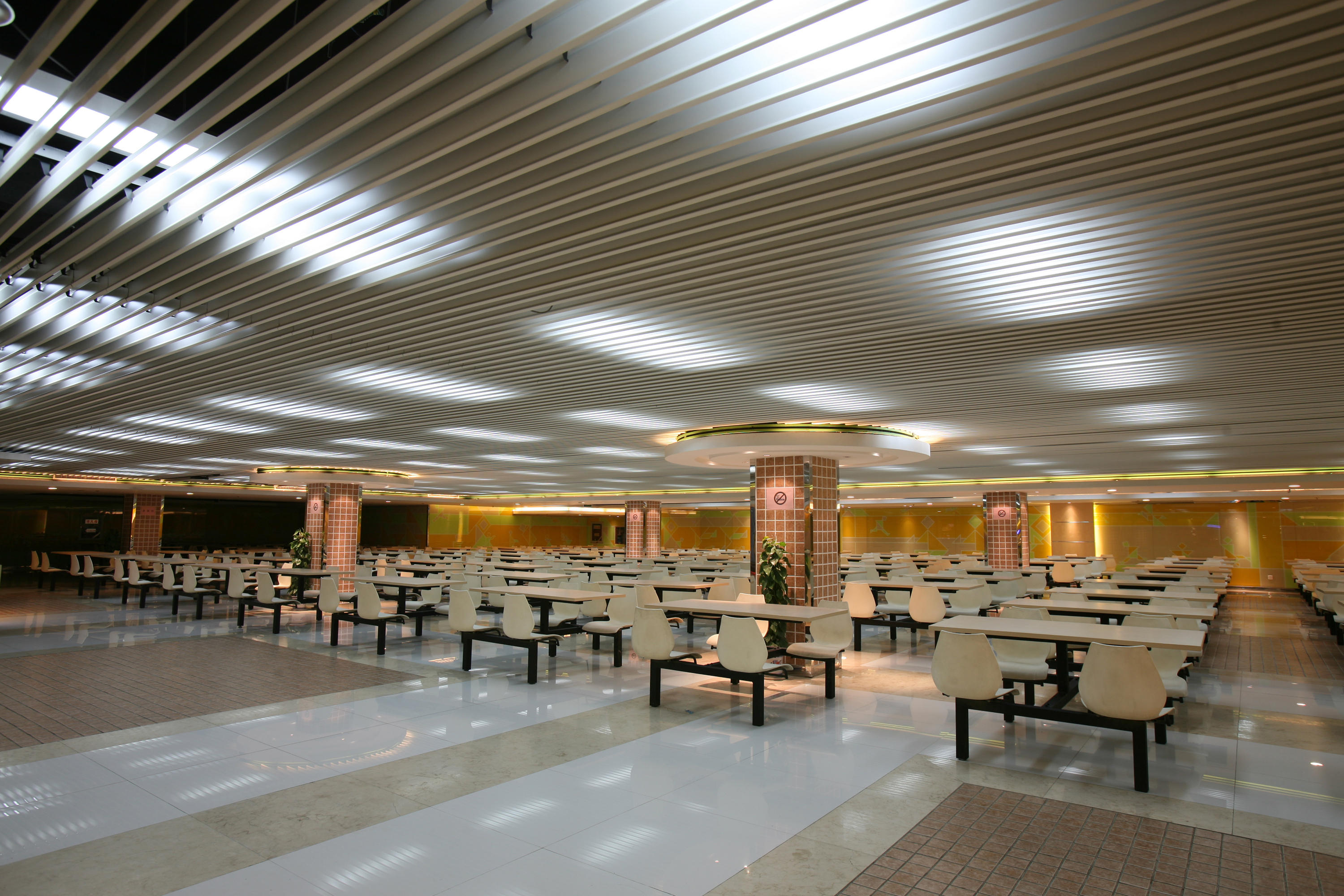 Metal Screen Ceiling Suspended Ceilings From Hunter