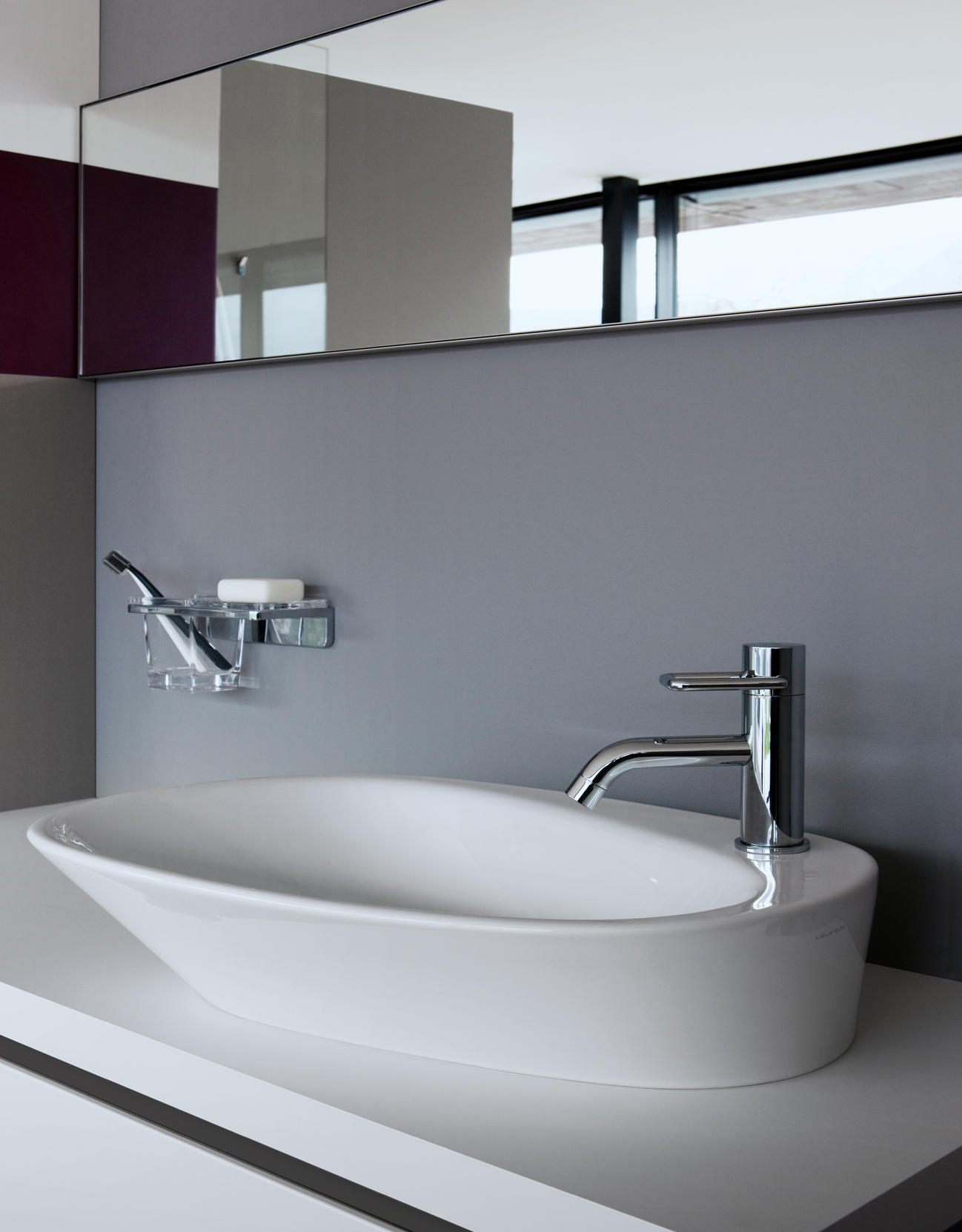 Palomba Collection Bowl Wash Basins From Laufen