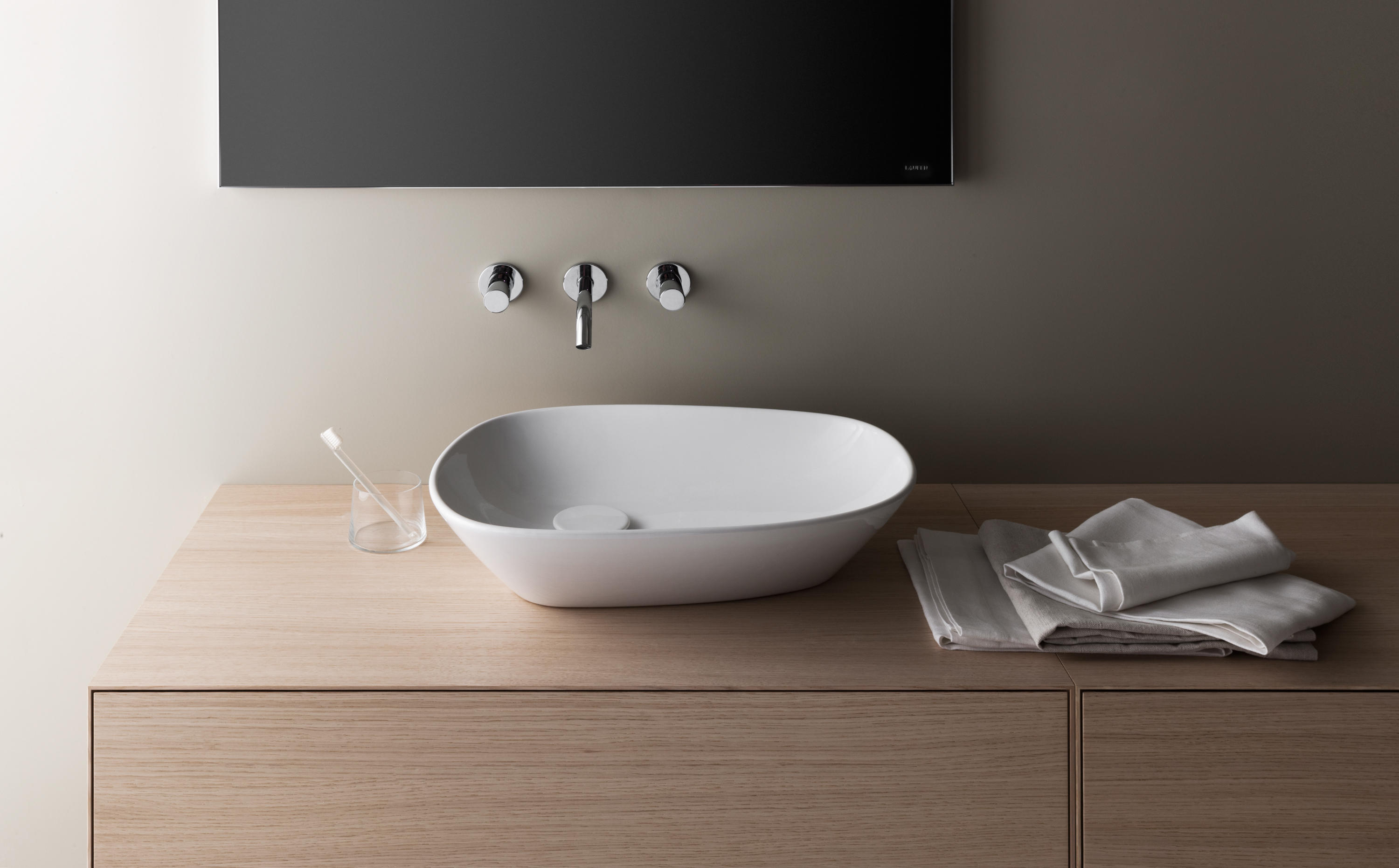 PALOMBA COLLECTION | VANITY UNIT - Vanity units from Laufen | Architonic