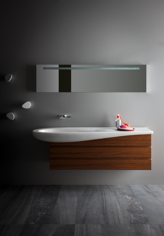 ilbagnoalessi one meuble sous lavabo meubles sous lavabo de laufen architonic. Black Bedroom Furniture Sets. Home Design Ideas