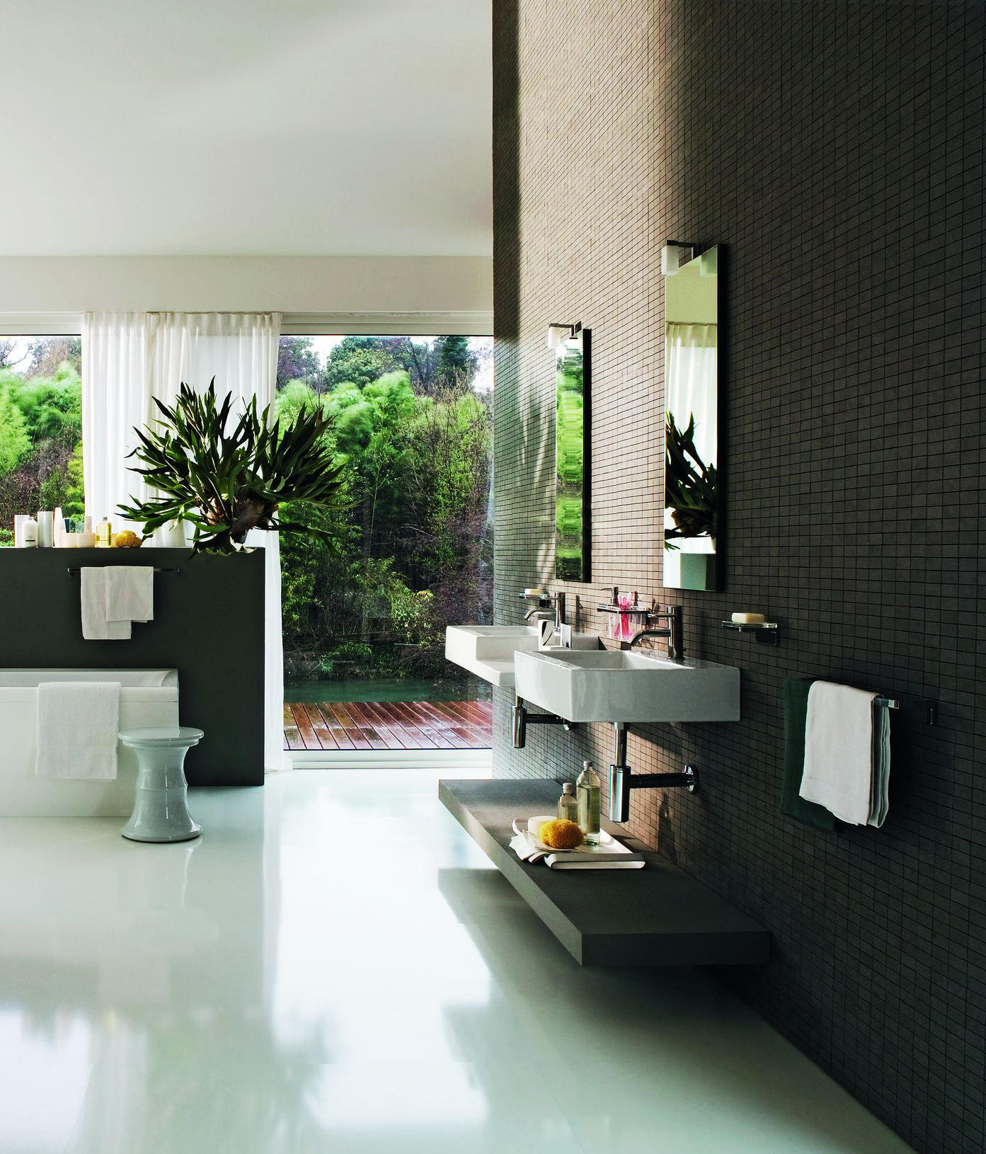 living city lavabo lavabos de laufen architonic. Black Bedroom Furniture Sets. Home Design Ideas