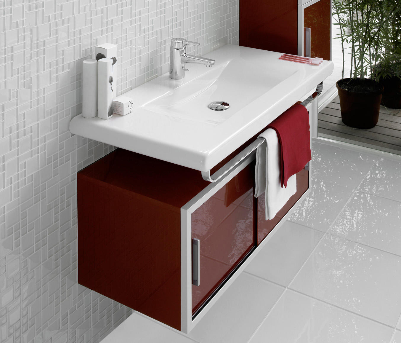living style countertop washbasin wash basins from laufen architonic. Black Bedroom Furniture Sets. Home Design Ideas