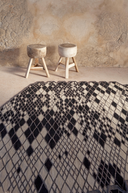 losanges formatteppiche von nanimarquina architonic. Black Bedroom Furniture Sets. Home Design Ideas