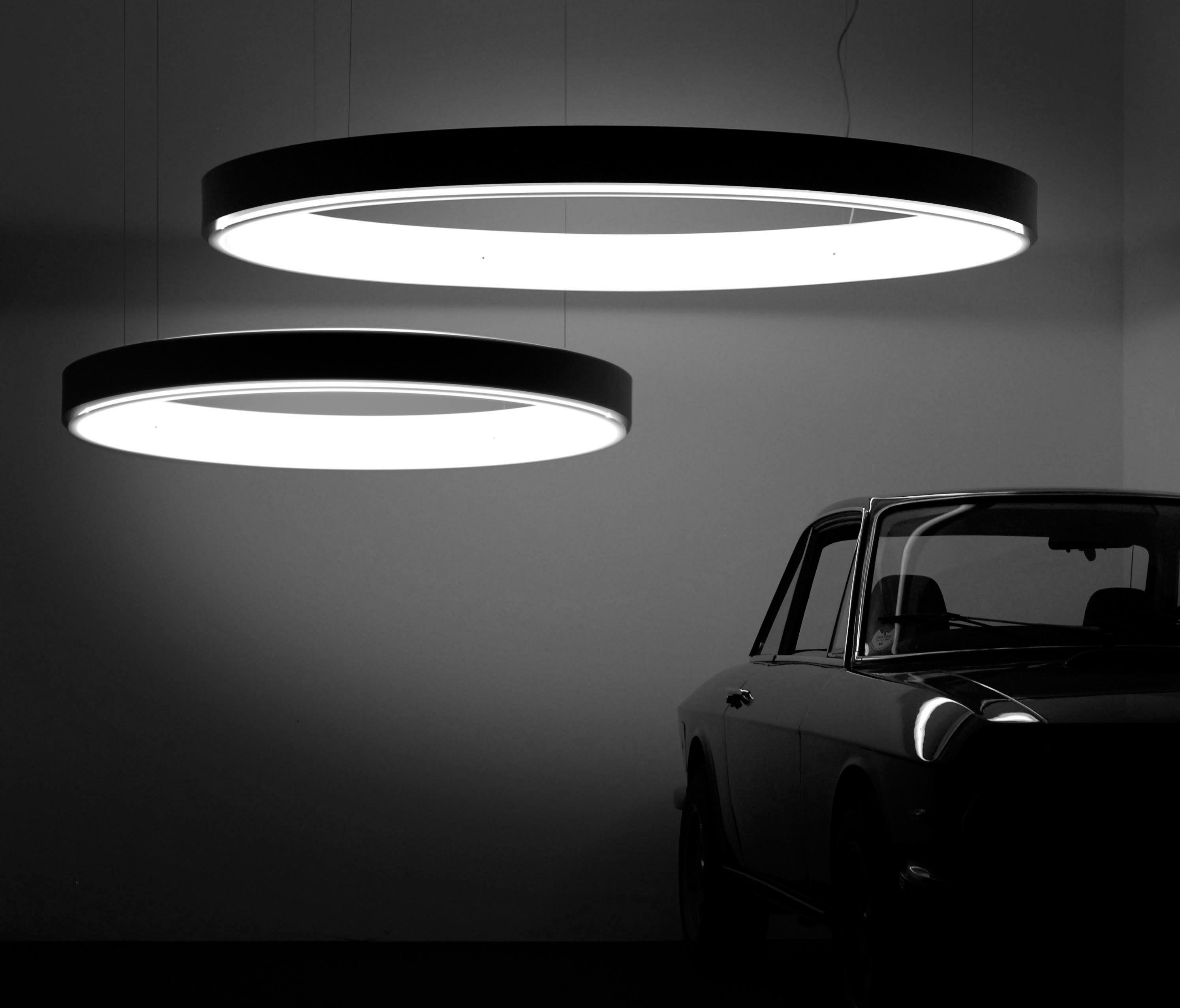 Circolo Suspended Lights From Sattler Architonic