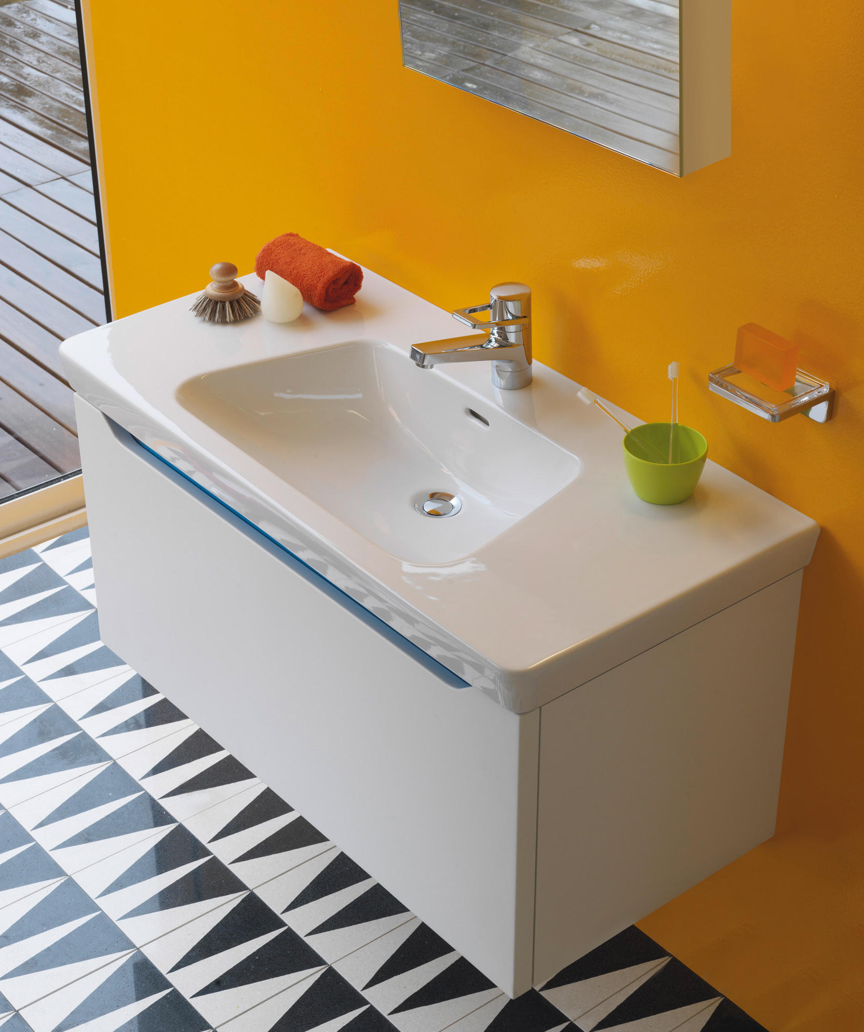 Modernaplus Built In Washbasin Wash Basins From Laufen Architonic