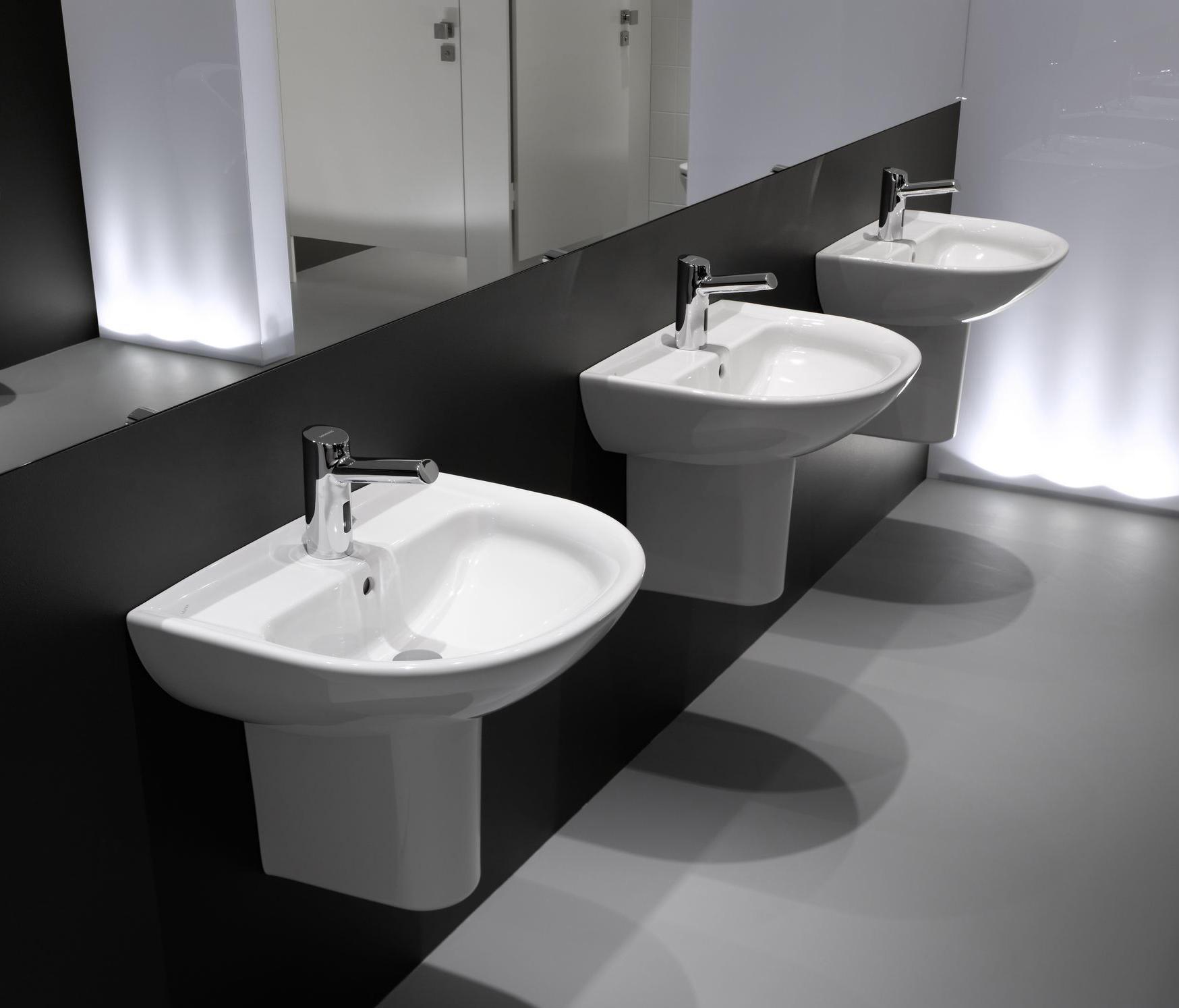 laufen pro b waschtisch waschtische von laufen architonic. Black Bedroom Furniture Sets. Home Design Ideas