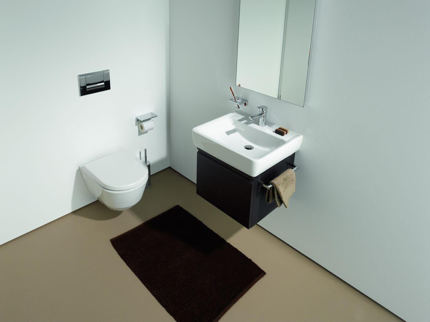 Laufen pro meuble sous lavabo meubles sous lavabo de for Lavabo plus meuble