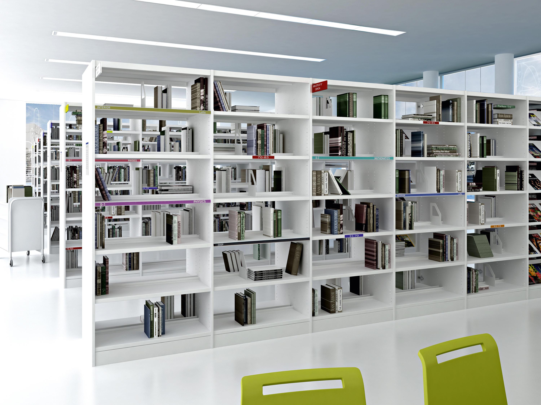 Современные офисные стеллажи для документов от actiu.