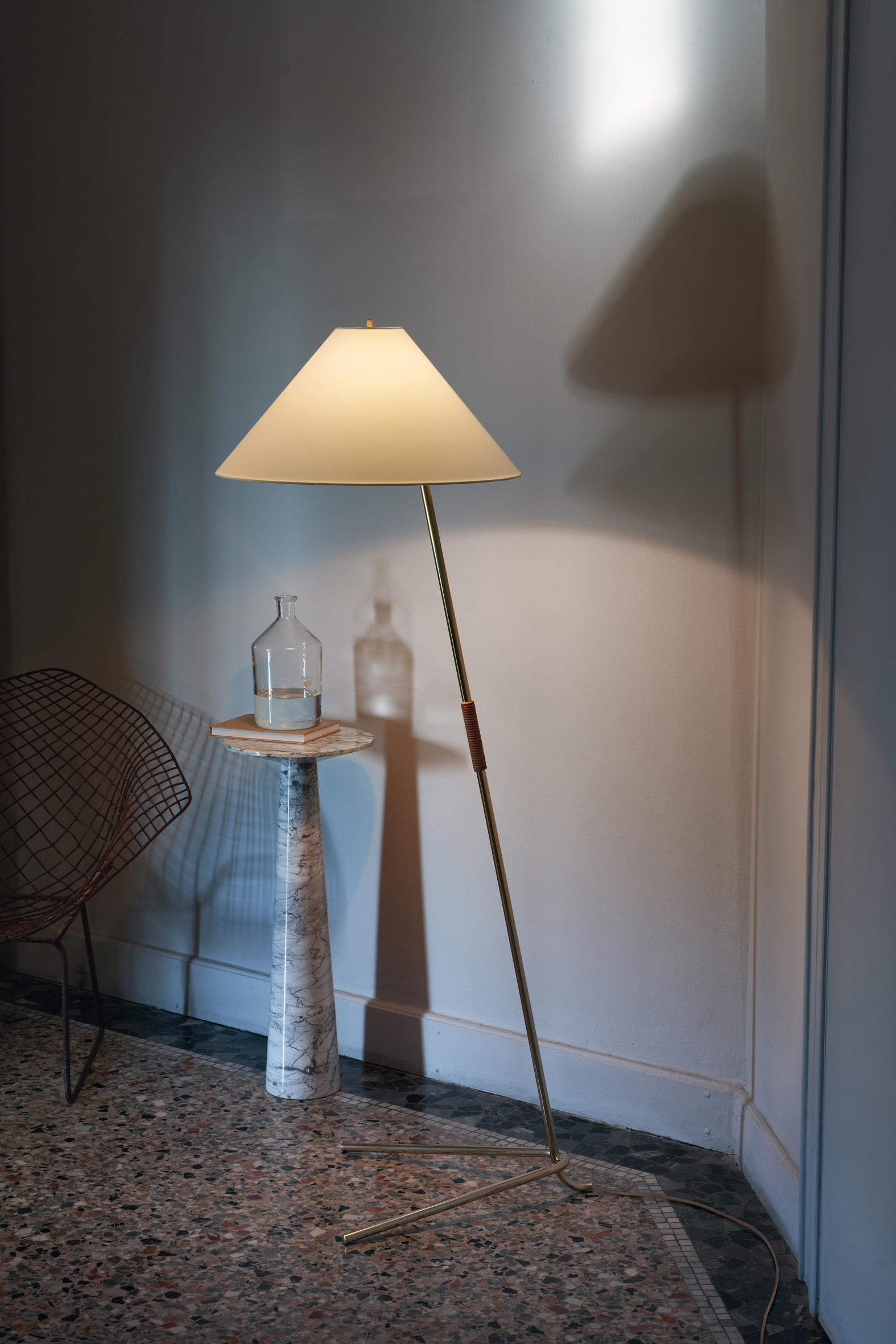 Hase Bl Floor Lamp Free Standing Lights From Kalmar
