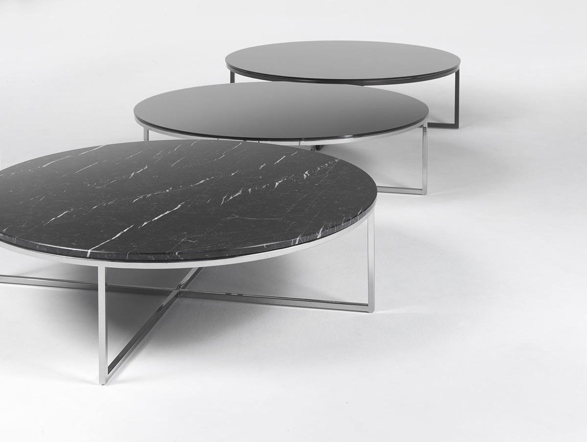 Frame table lounge tables from giulio marelli architonic for Table basse marbre