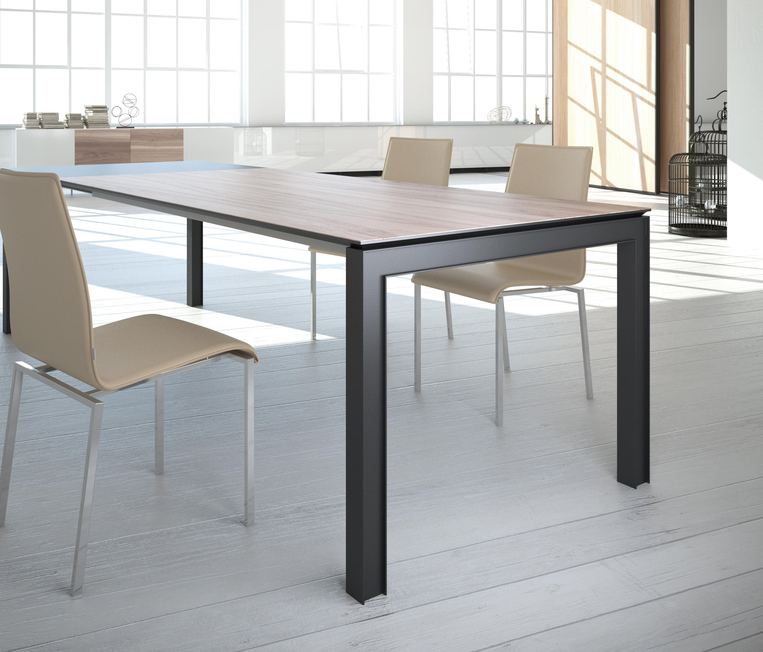 Nao table dining tables from willisau architonic for Table table restaurants locations