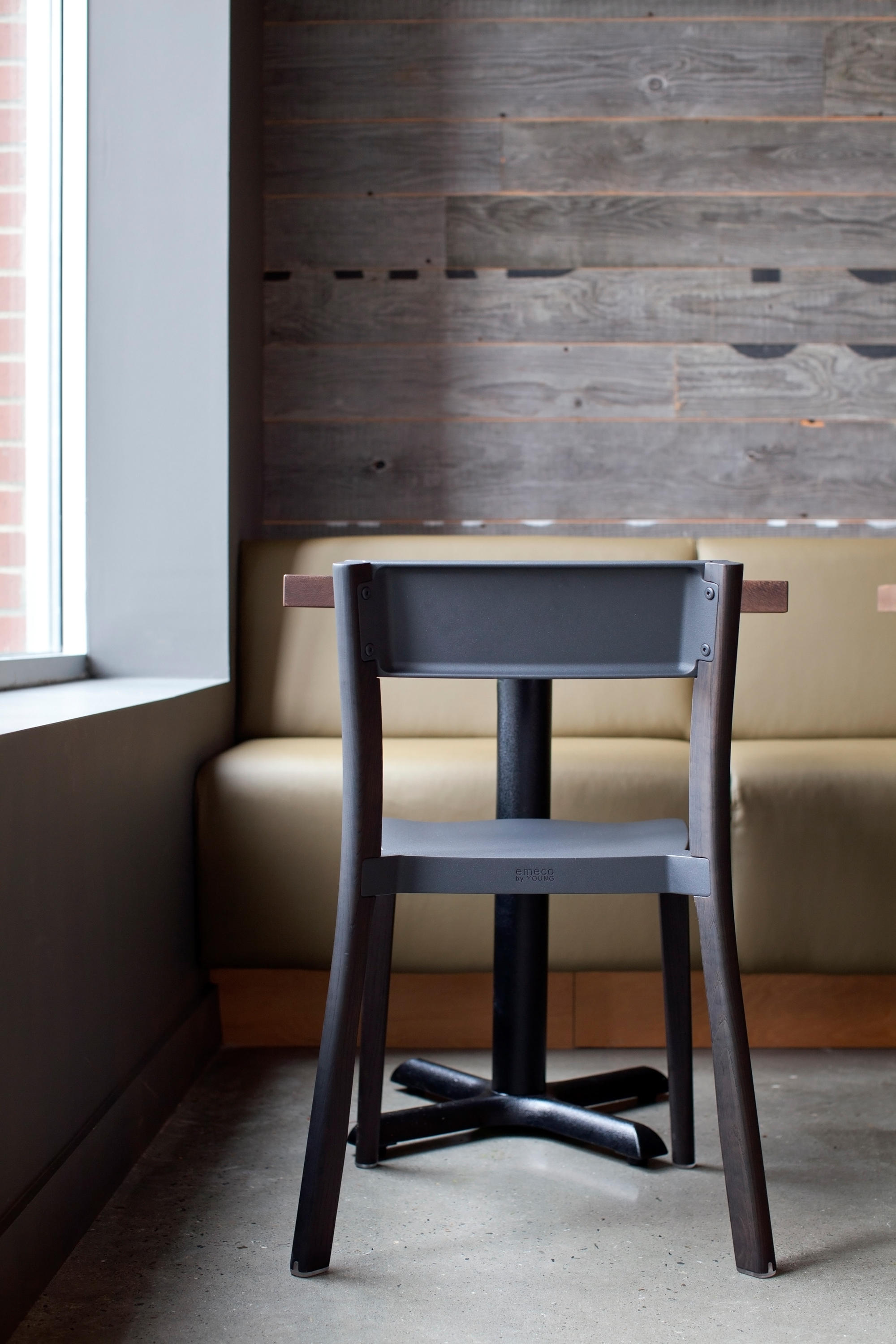 Lancaster Stacking Chair By Emeco ...
