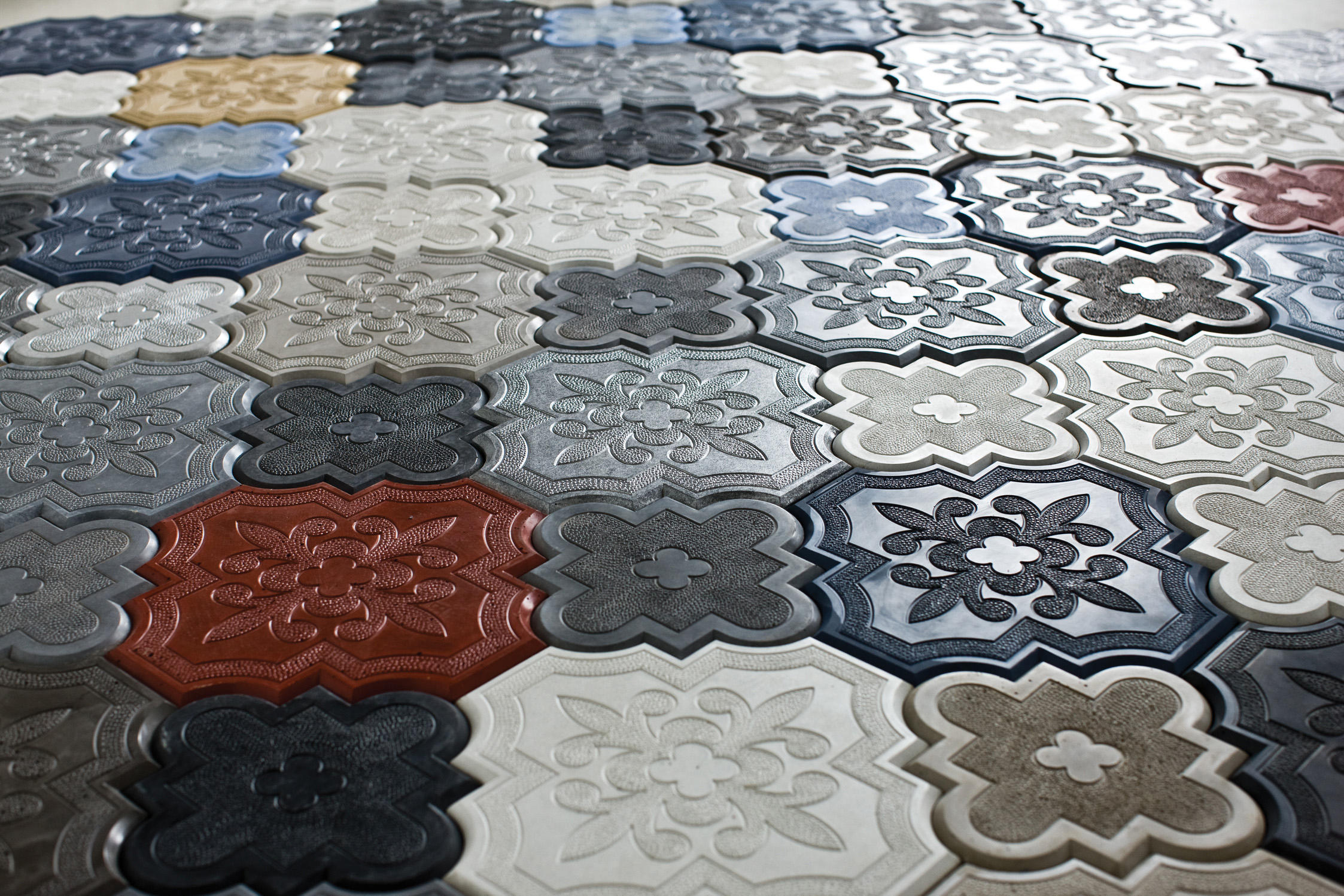 Ambient images. FLASTER   Floor tiles from IVANKA   Architonic