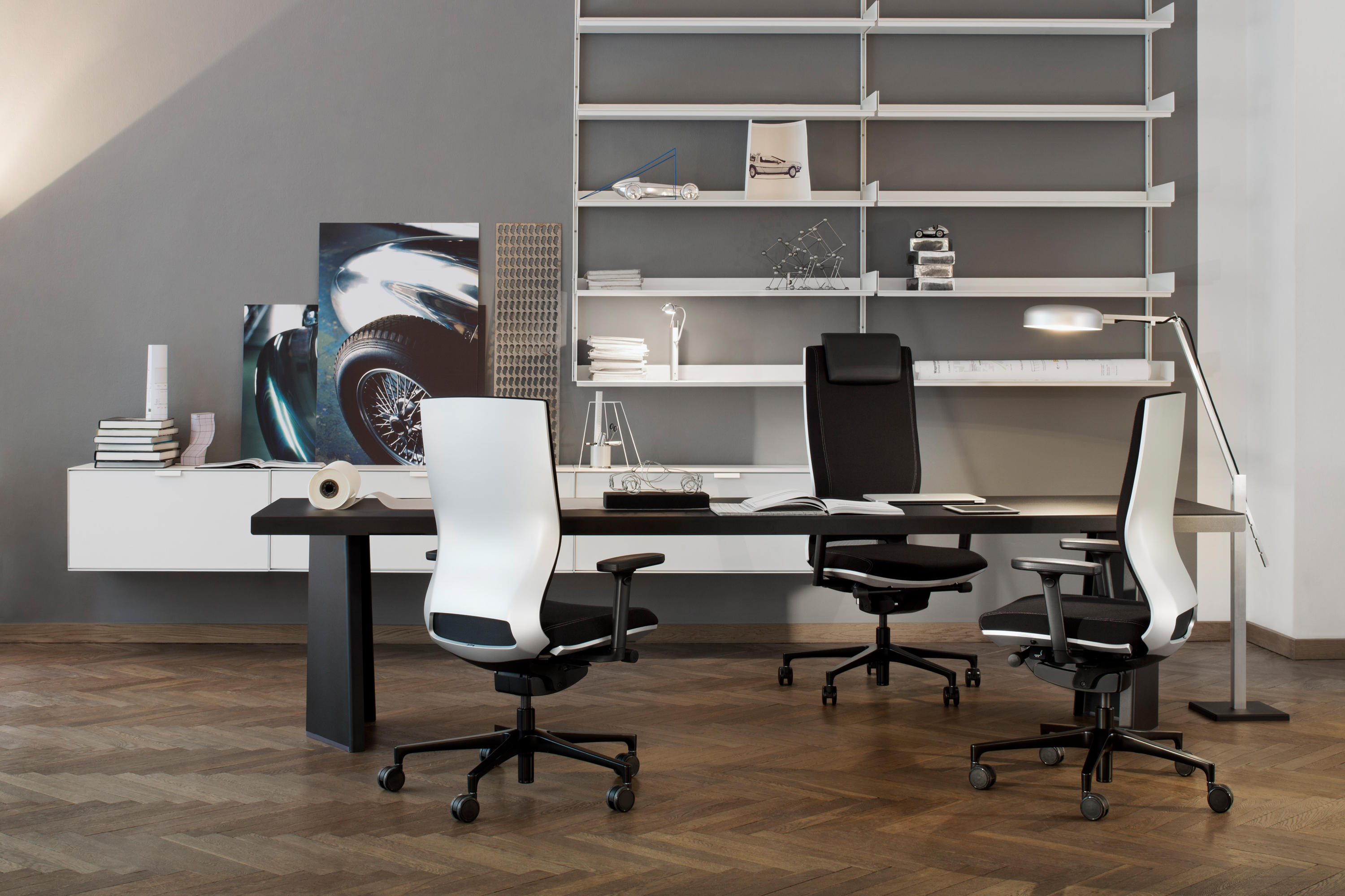MOTEO PERFECT OFFICE SWIVEL CHAIR Management chairs from Klöber