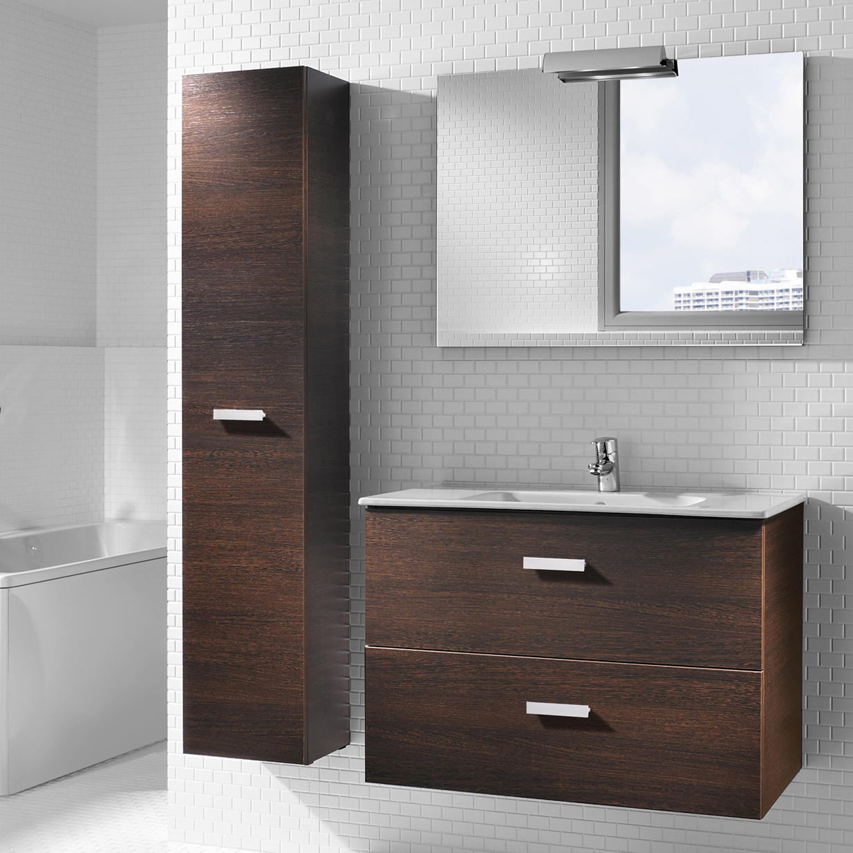 victoria unik vanity units from roca architonic