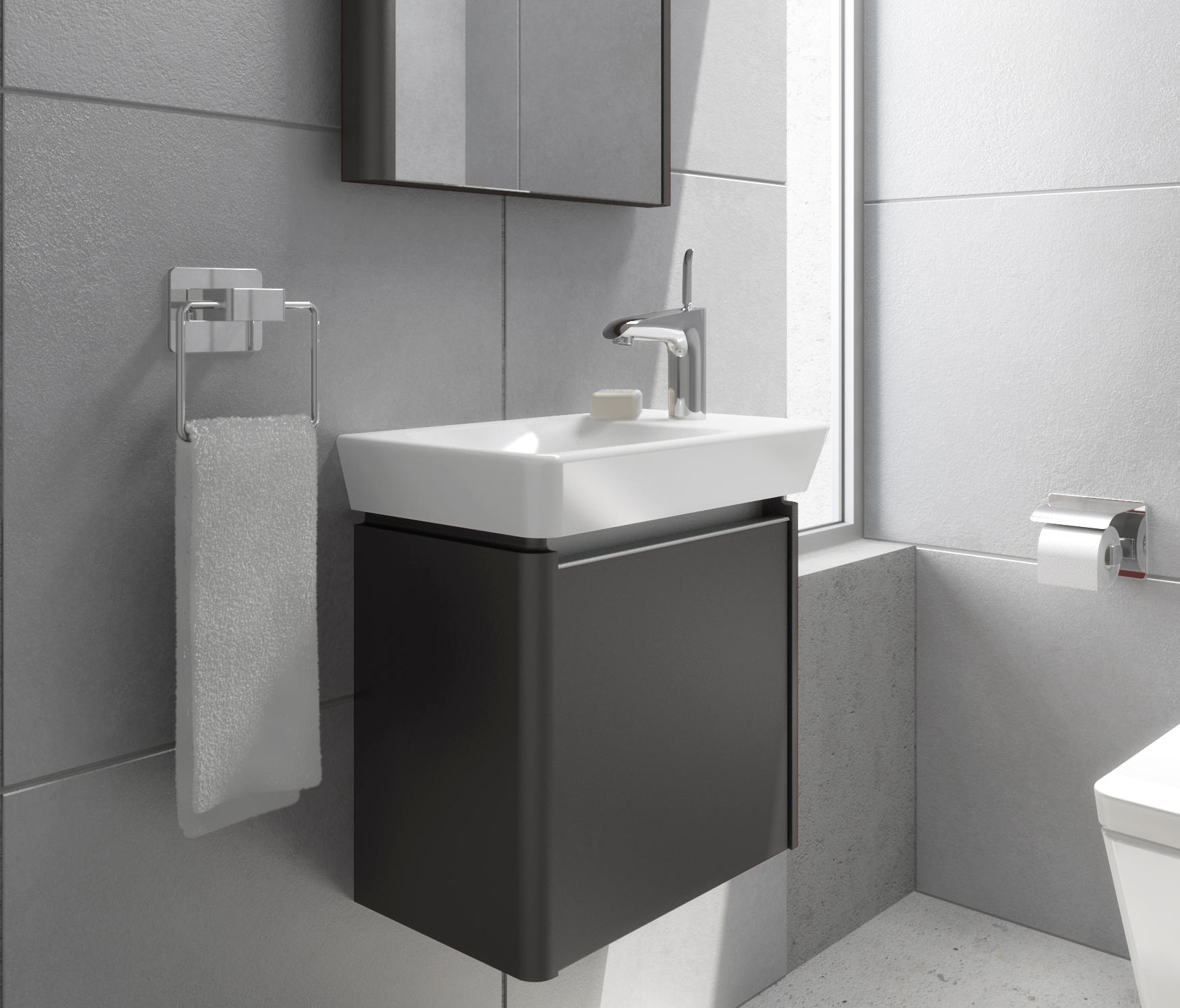 t4 wand wc klosetts von vitra bad architonic. Black Bedroom Furniture Sets. Home Design Ideas