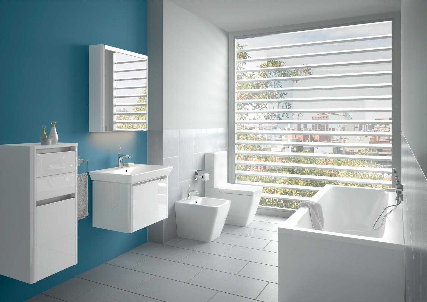 T4 WALL HUNG WC - WC from VitrA Bad | Architonic