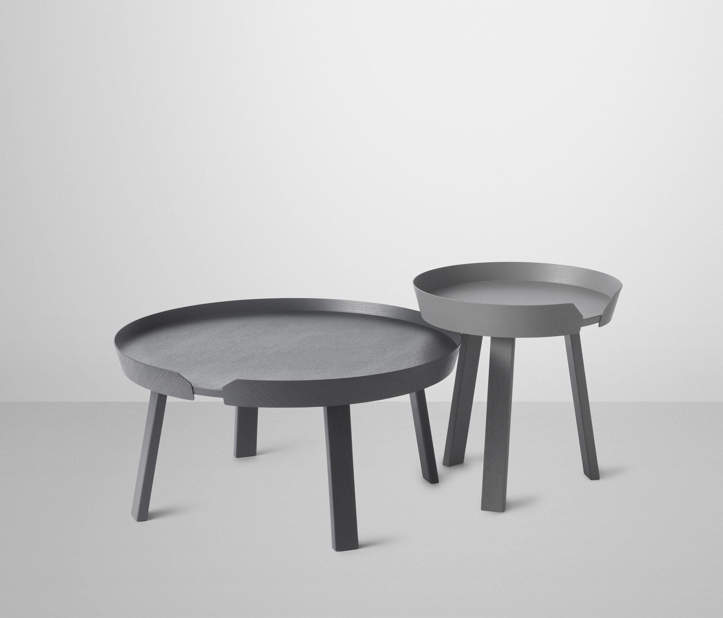 Around Coffee Table Large Lounge Tables From Muuto Architonic