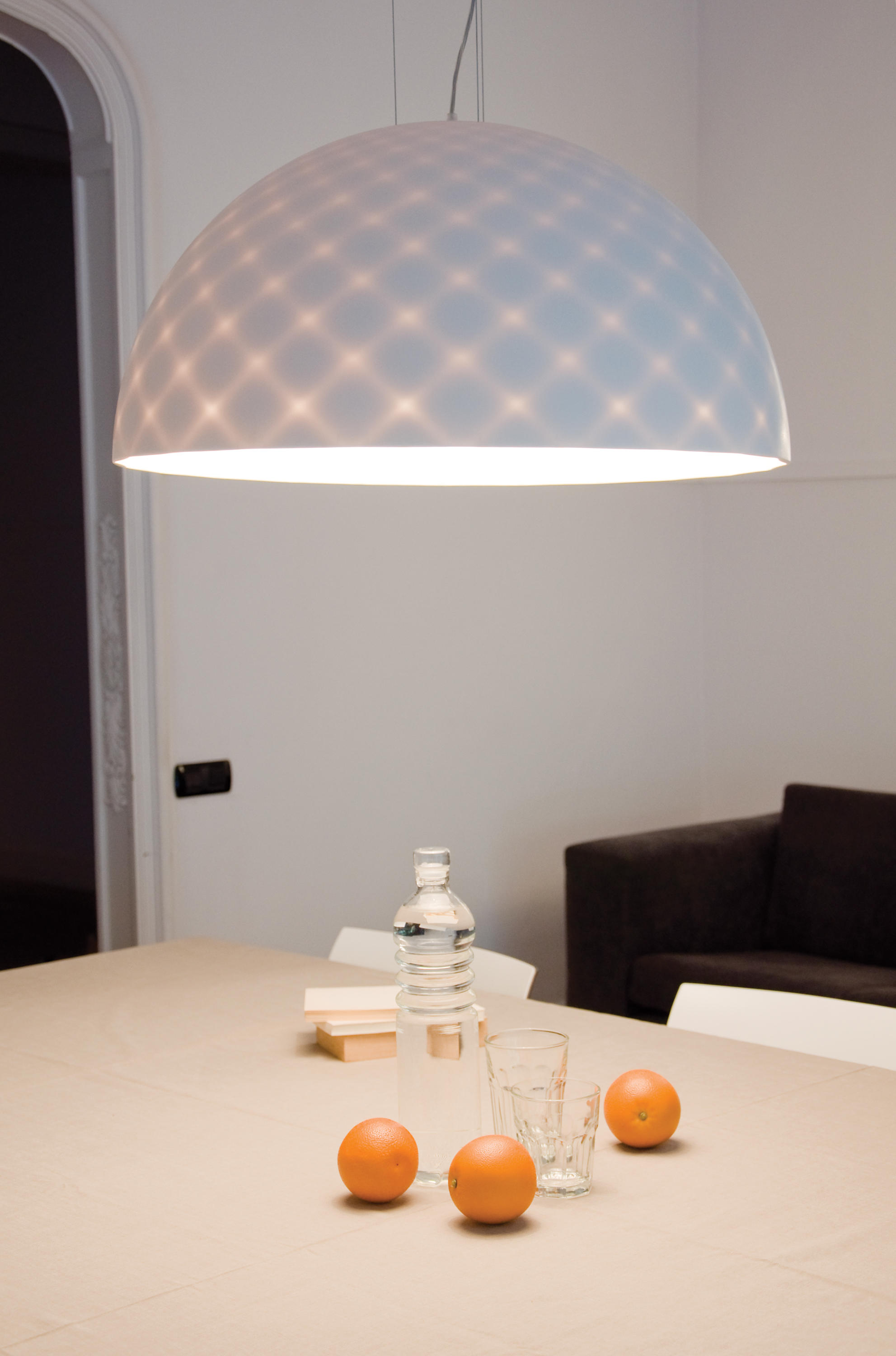 Capitone Ceiling Lights From Alma Light Architonic