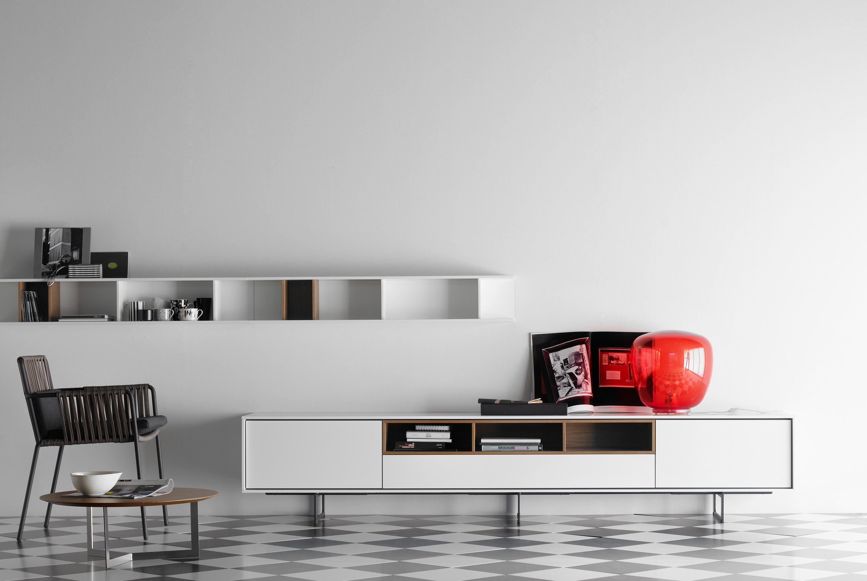 Aura sideboards from treku architonic for Muebles de salon tv