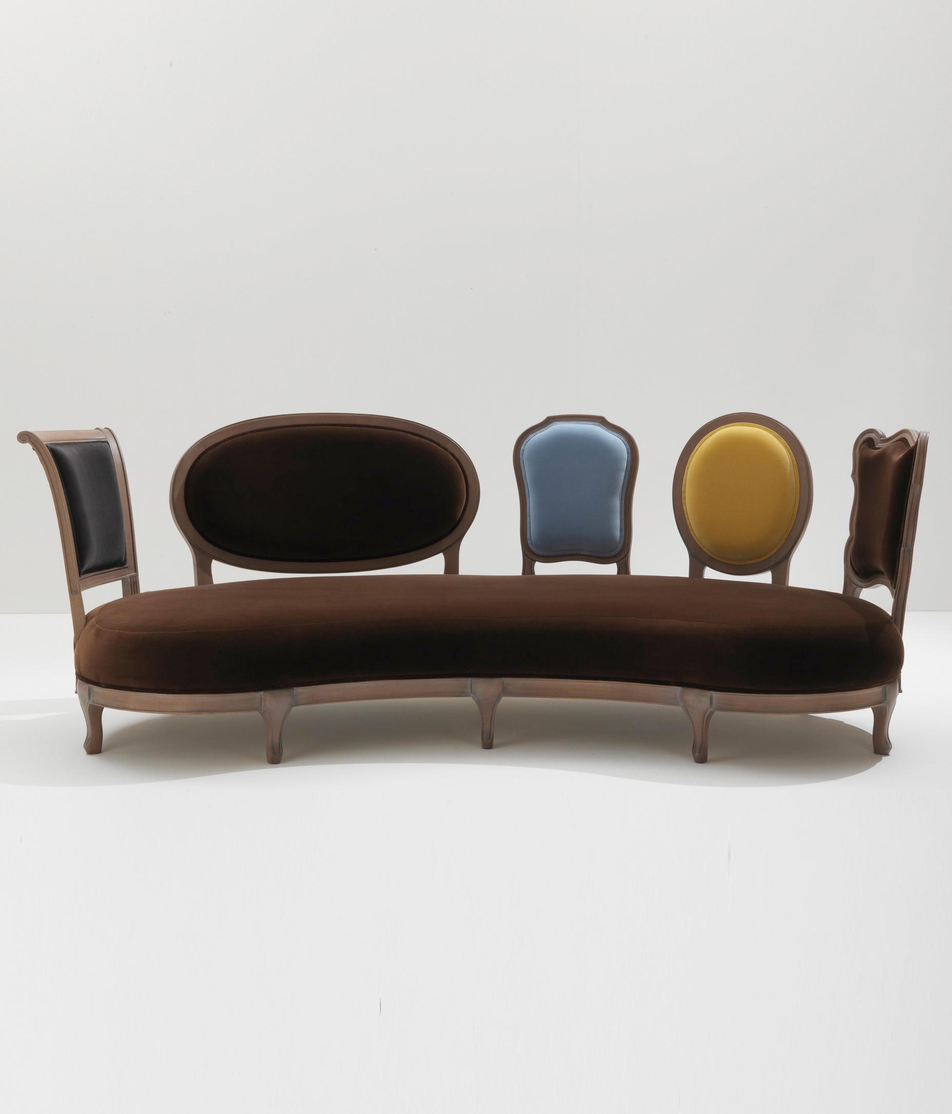 Back To Back 5306 Sofa By F.LLi BOFFI ...