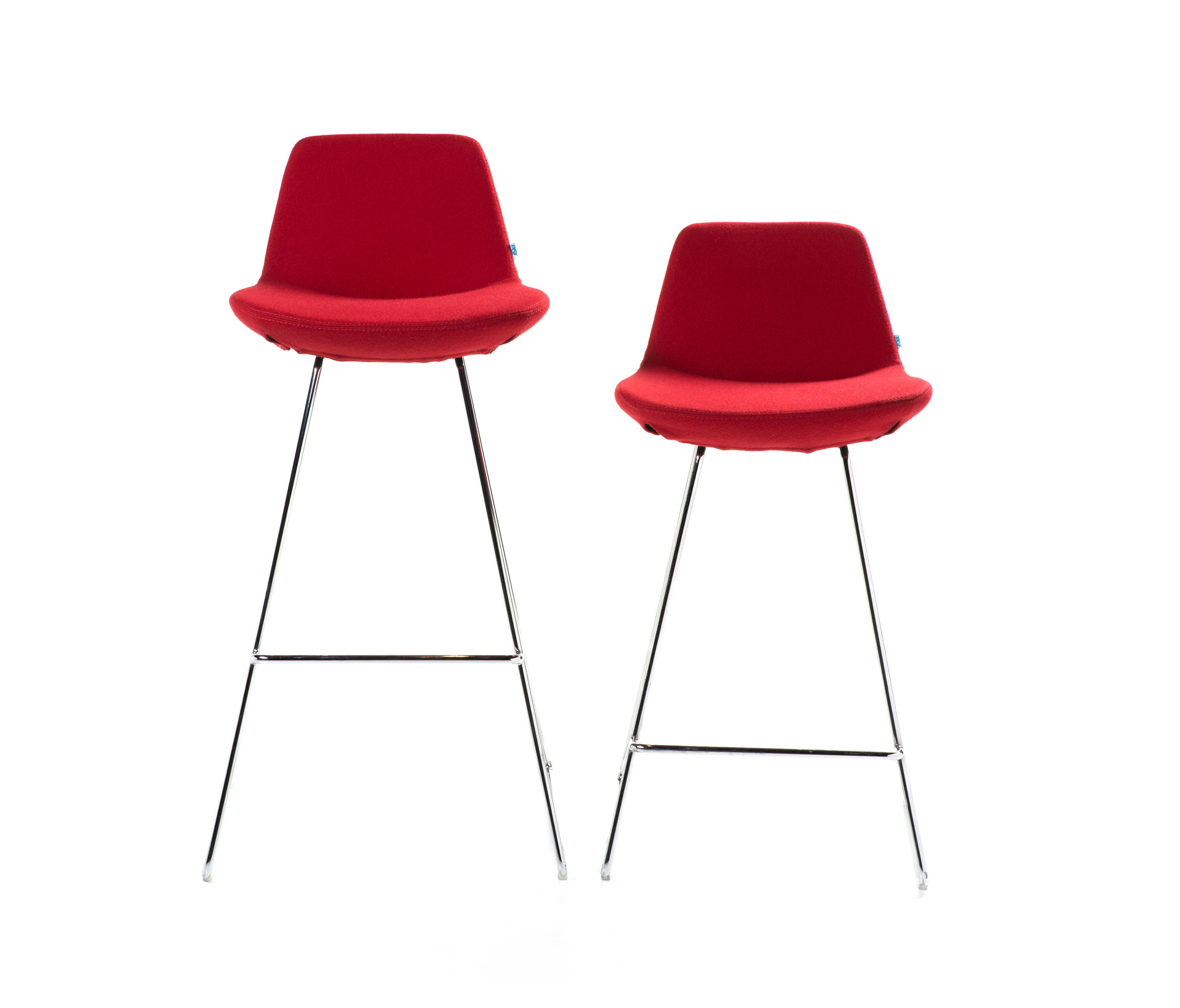 Pera Bar Bar Stools From B Amp T Design Architonic