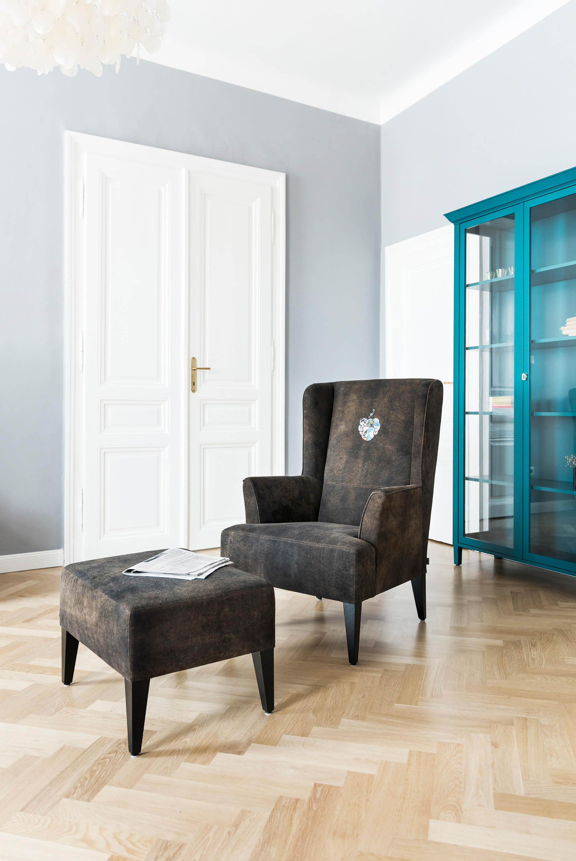 mirabelle sessel loungesessel von neue wiener werkst tte architonic. Black Bedroom Furniture Sets. Home Design Ideas