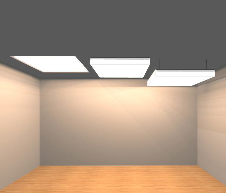 natural light recessed ceiling lights from qc lightfactory architonic. Black Bedroom Furniture Sets. Home Design Ideas