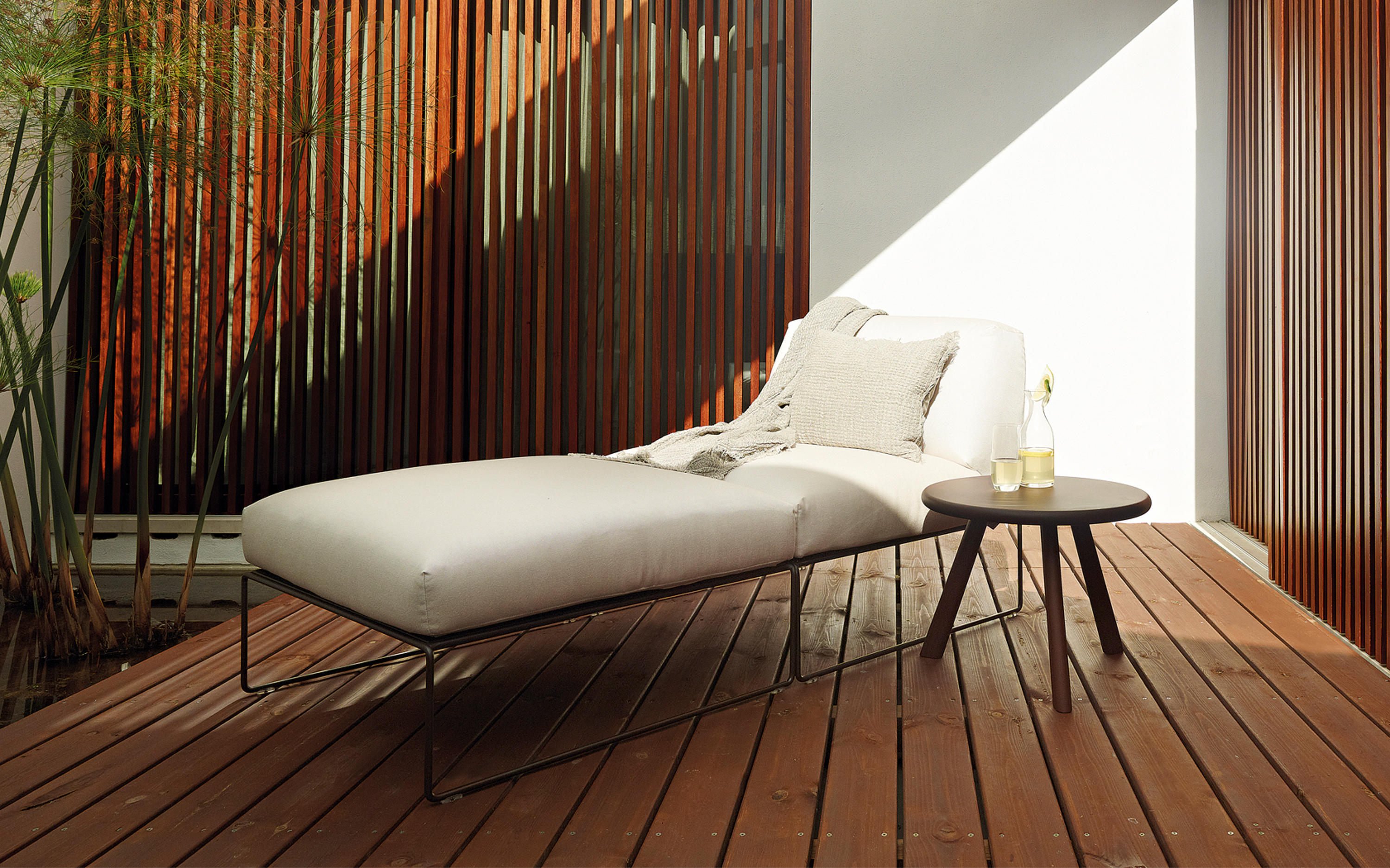 siesta outdoor sillones de andreu world architonic