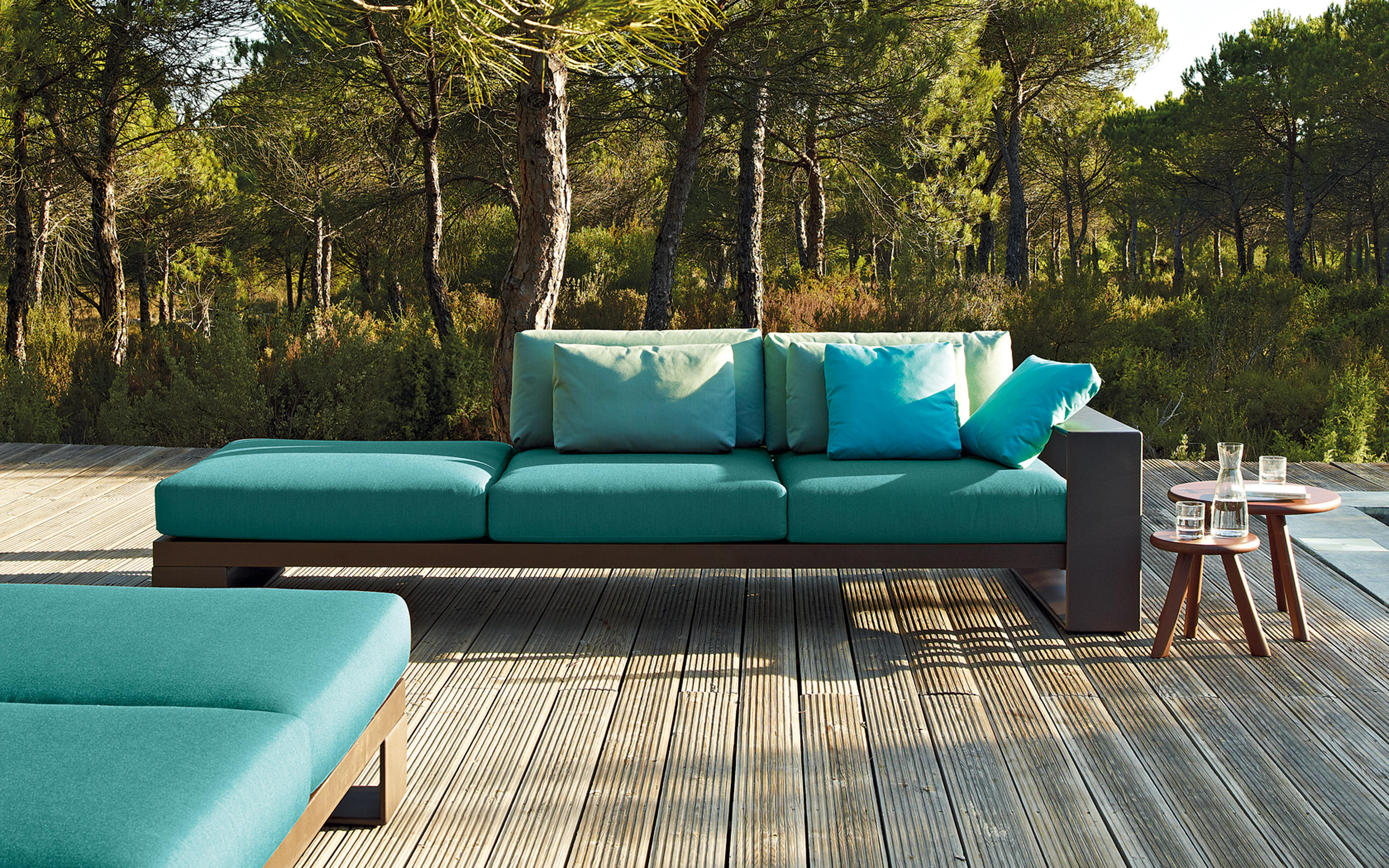 Gardening Group: LANDSCAPE ALU - Sun Loungers From Andreu World