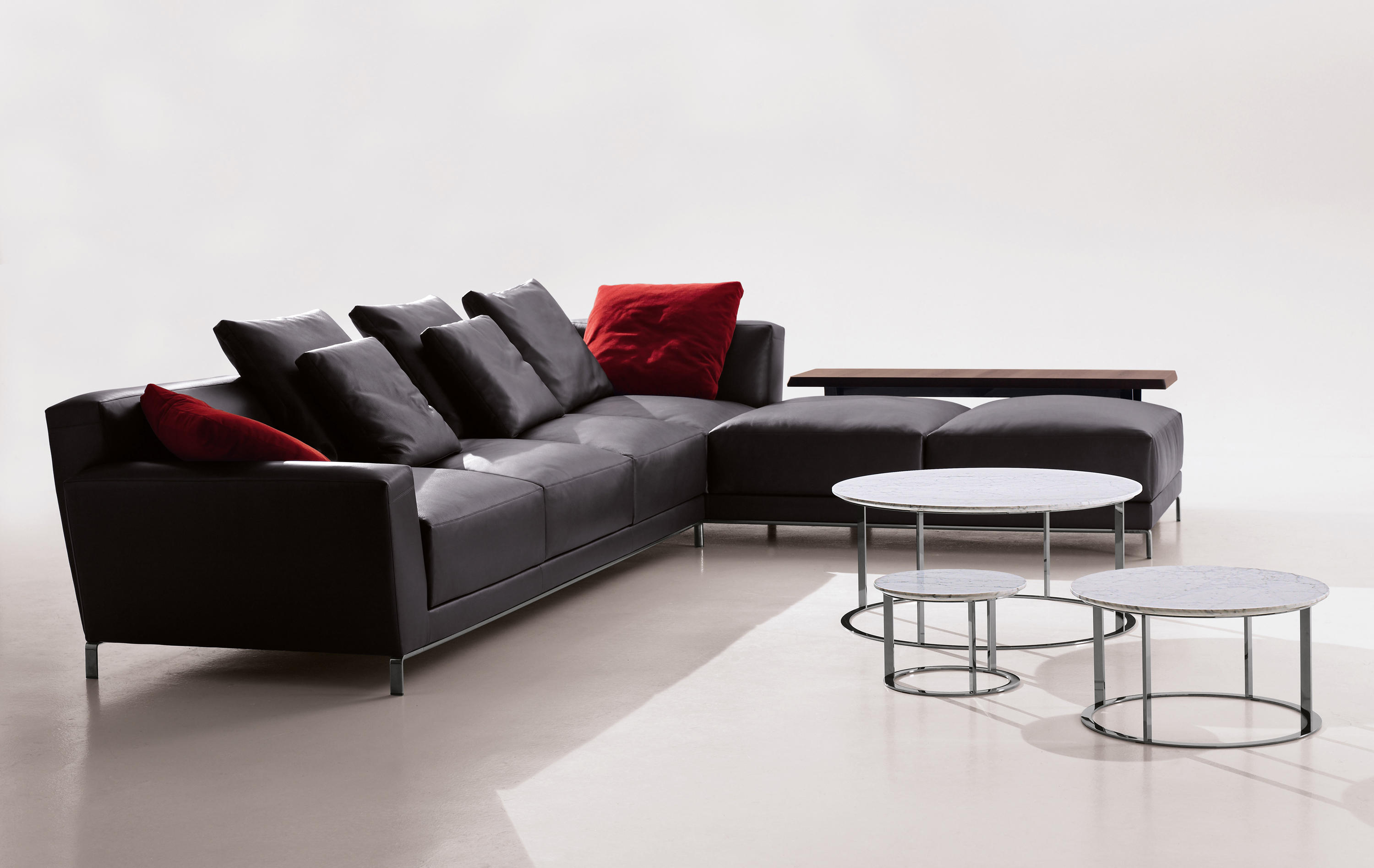 Mera coffee tables from b b italia architonic for B b italia novedrate