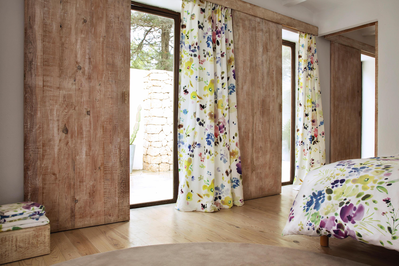 midsummer day dekorstoffe von christian fischbacher. Black Bedroom Furniture Sets. Home Design Ideas