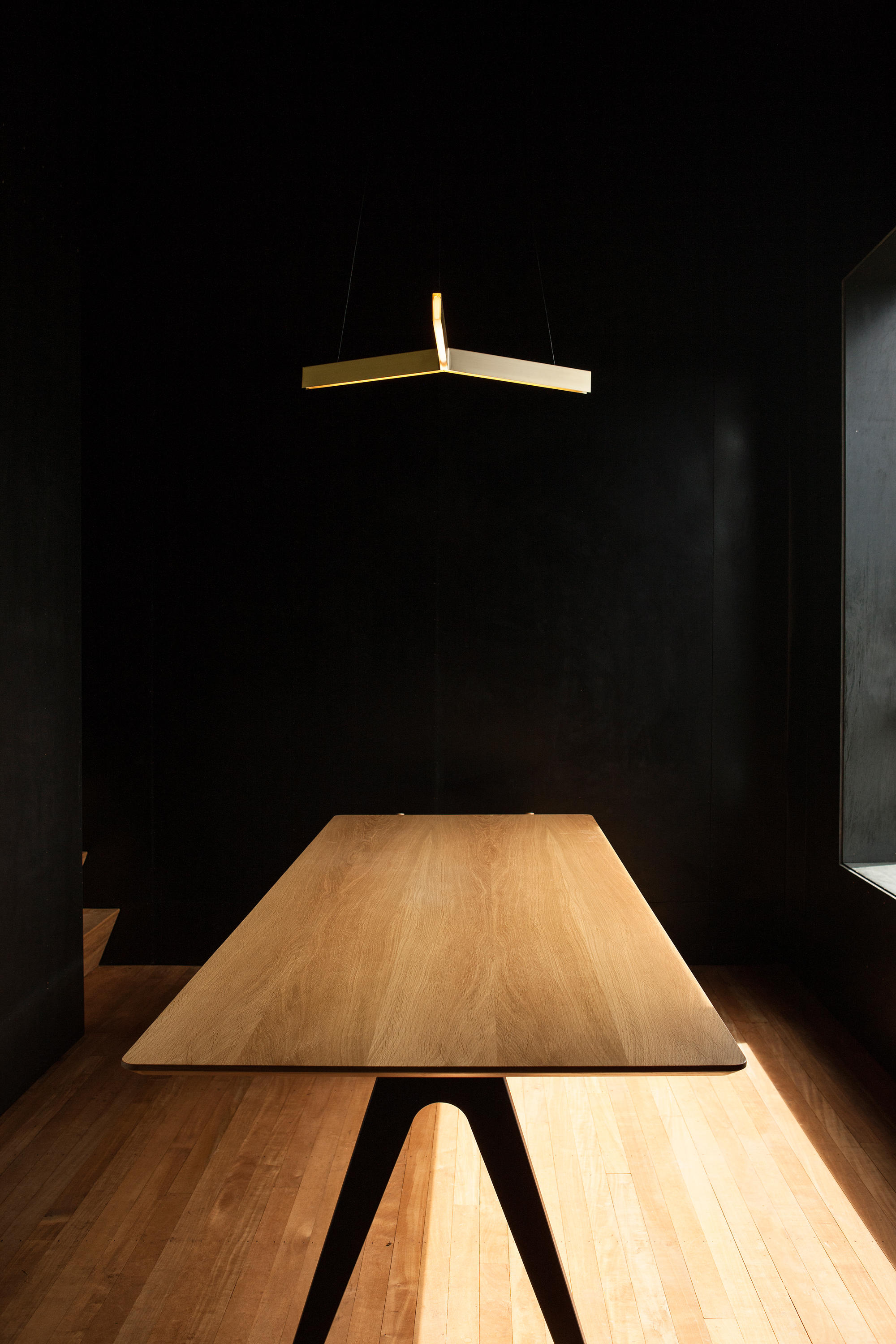 Tri Pendant Suspended Lights From Resident Architonic