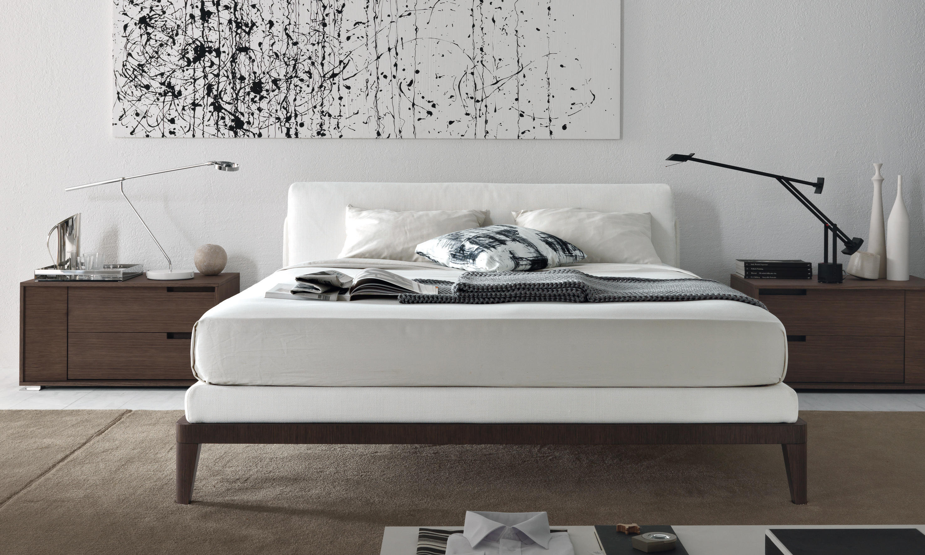 Assuan Double Beds From Misura Emme Architonic