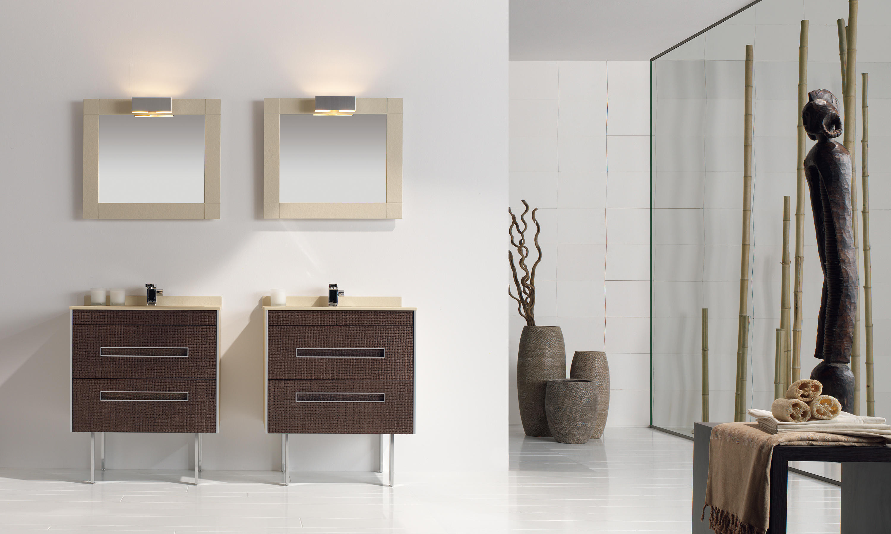 COLORS PINE BEECH - Wash basins from FIORA | Architonic
