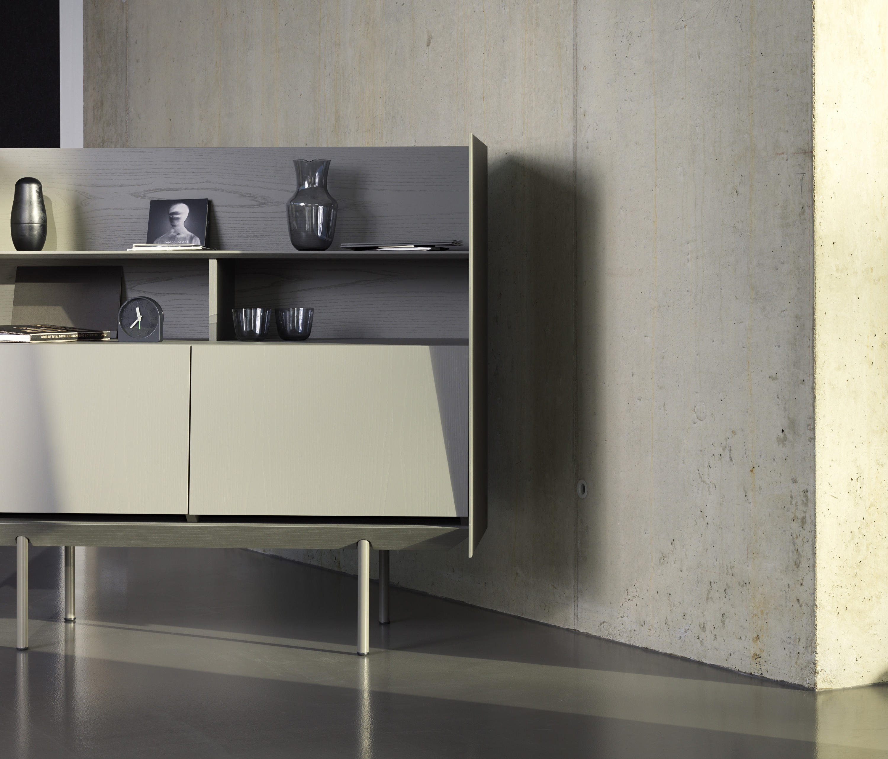 Highboard 120 Sideboards From Böwer Architonic