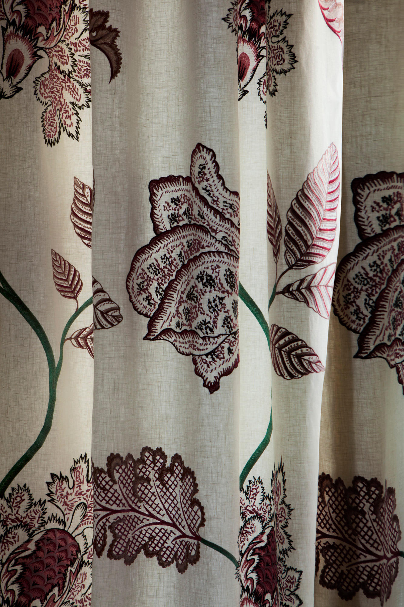 Martinica agua lavanda curtain fabrics from gast n y - Gaston y daniela cortinas ...