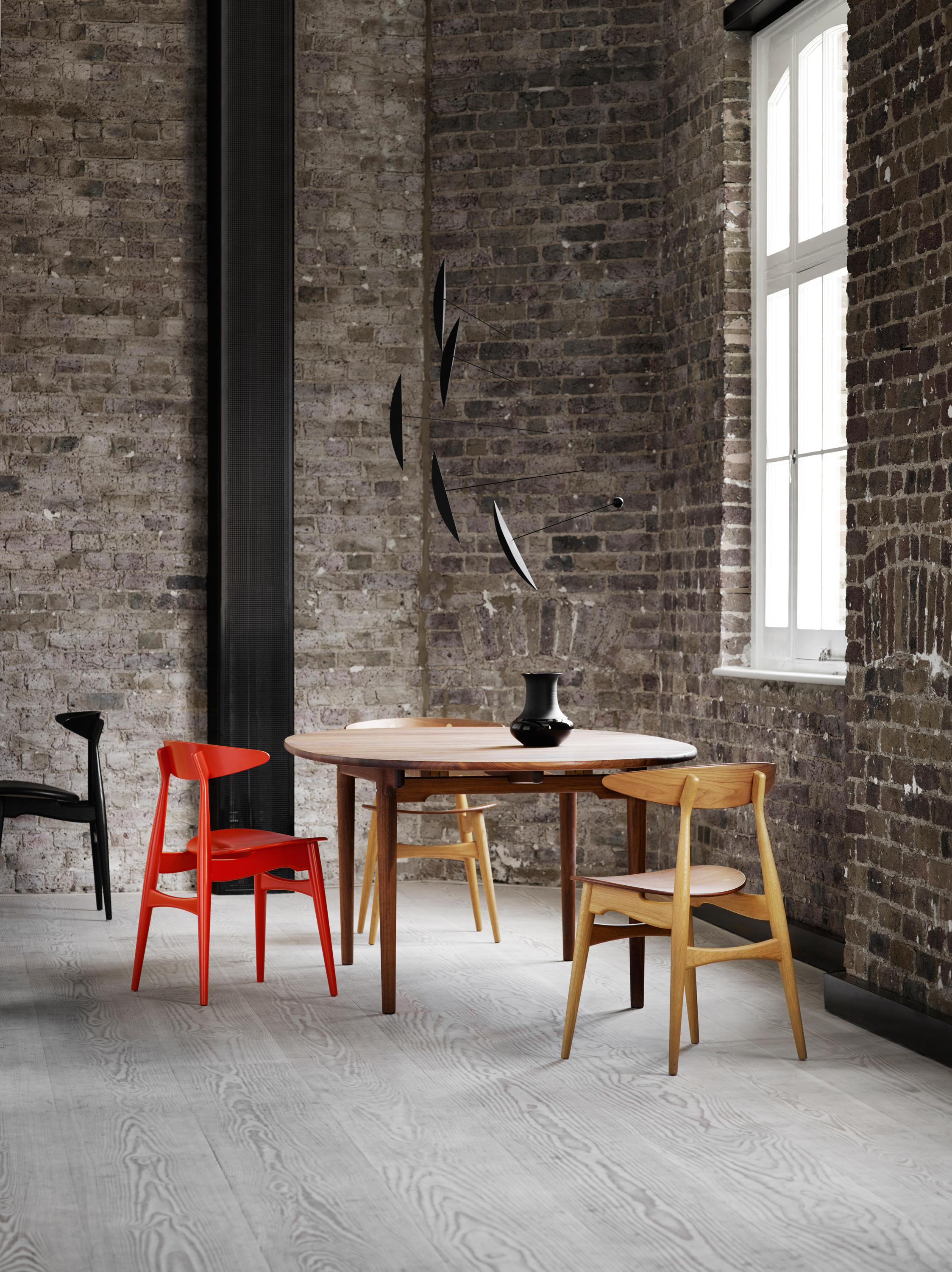 Ch33 Chairs From Carl Hansen Amp S 248 N Architonic