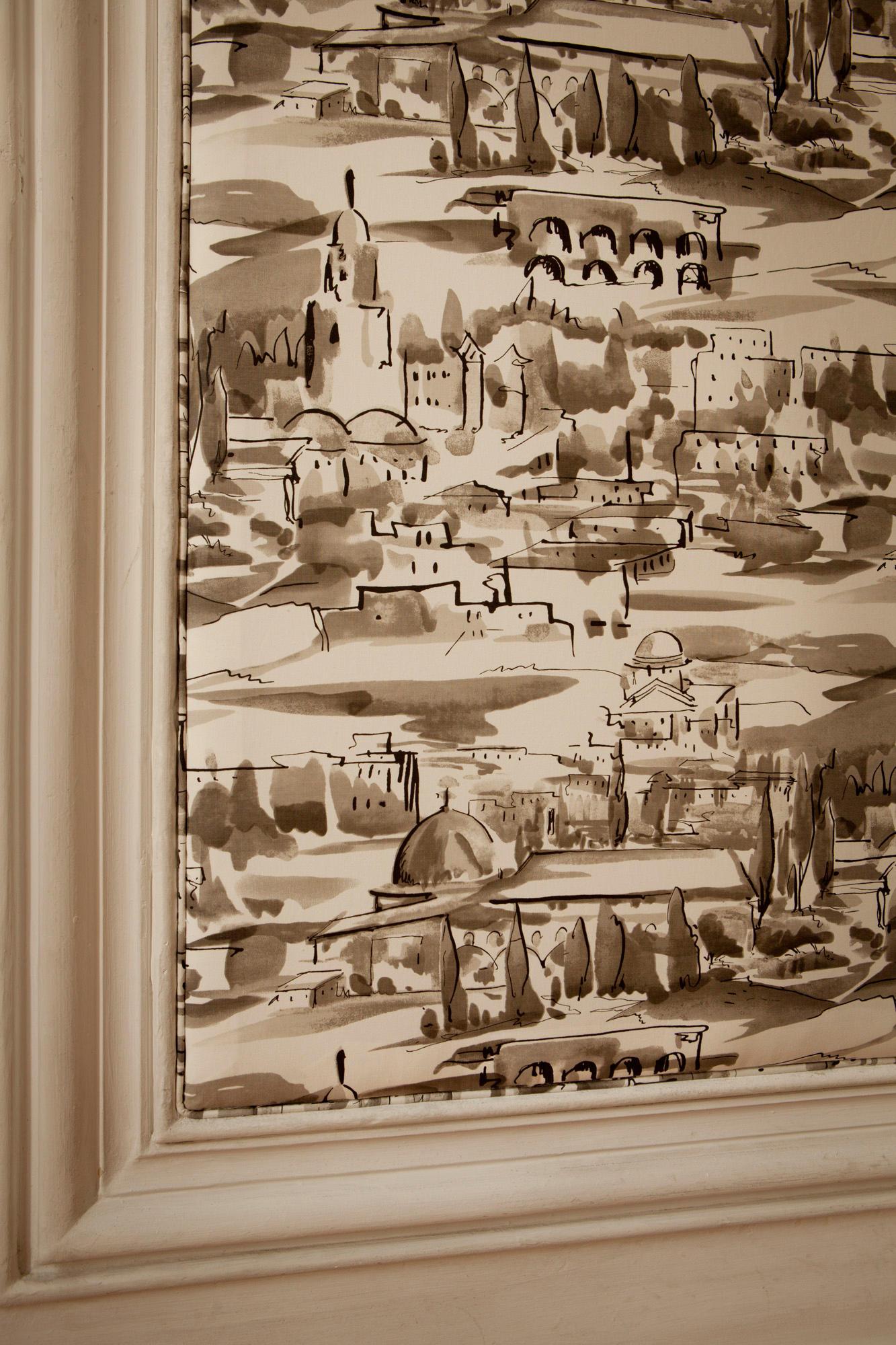 Alcora mostaza curtain fabrics from gast n y daniela - Gaston y daniela cortinas ...