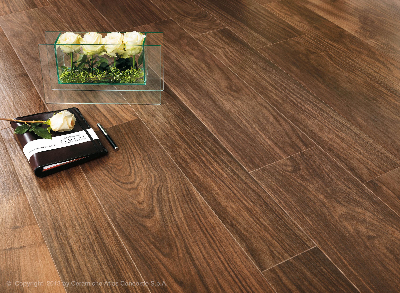 Etic noce floor tiles from atlas concorde architonic for Gres porcellanato carrelage