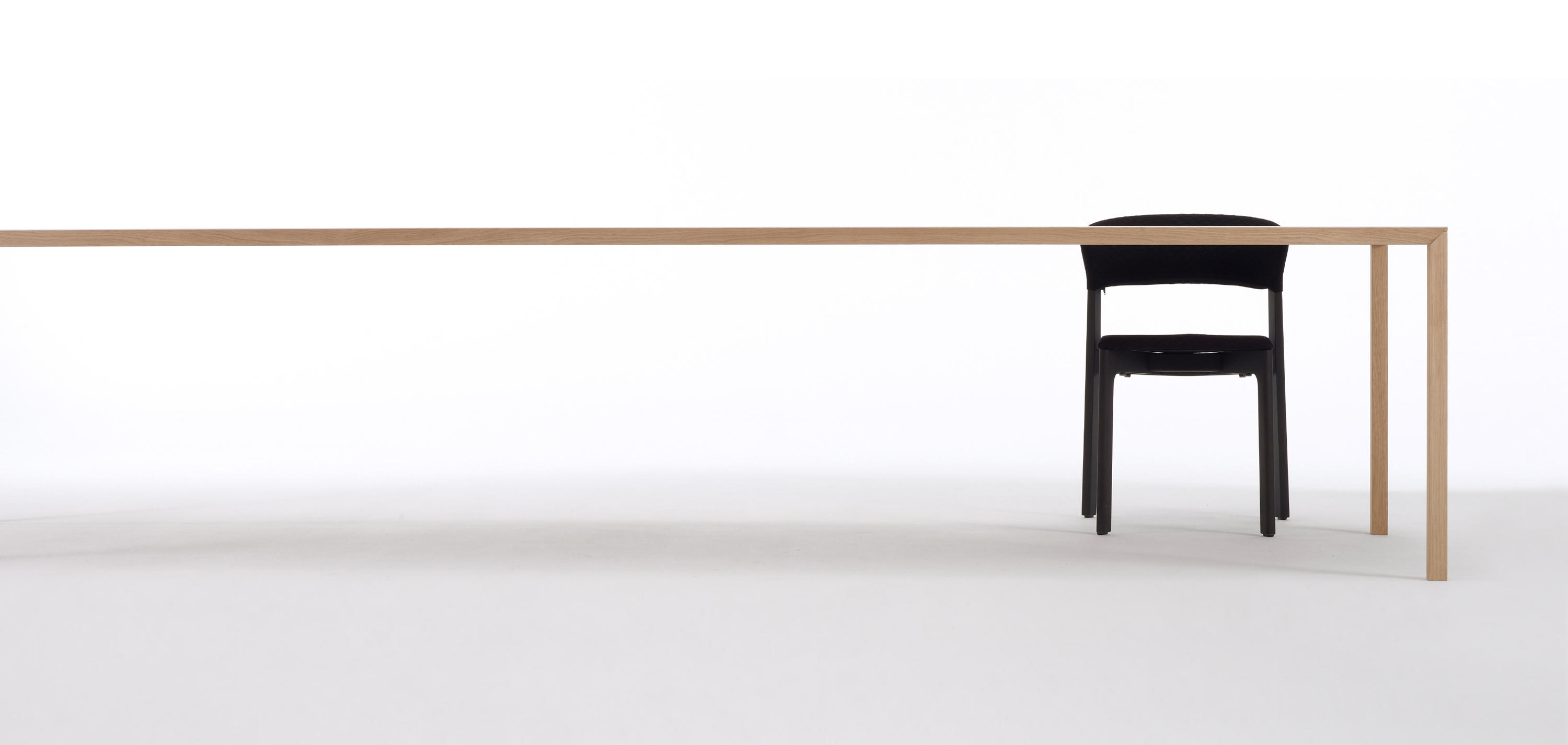 Slim Dining Tables From Arco Architonic