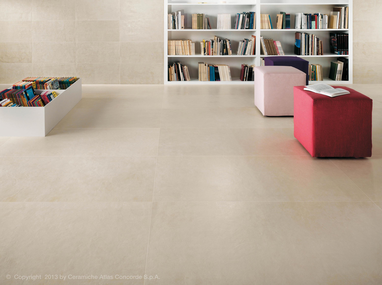 Evolve concrete carrelage pour sol de atlas concorde architonic - Carrelage atlas concorde ...