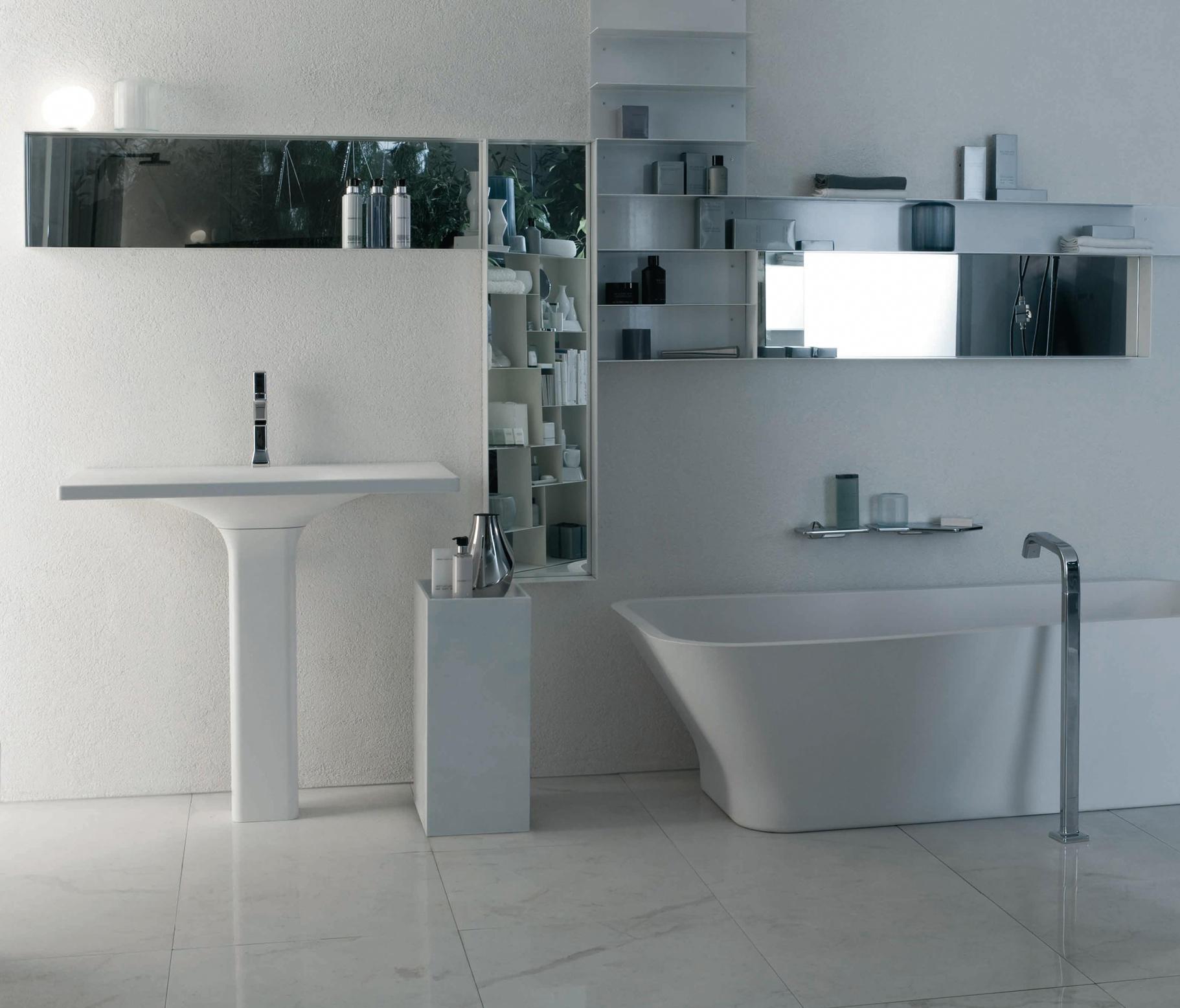 Faraway shelves 45 mensole bagno kos architonic - Mensole modulari ...