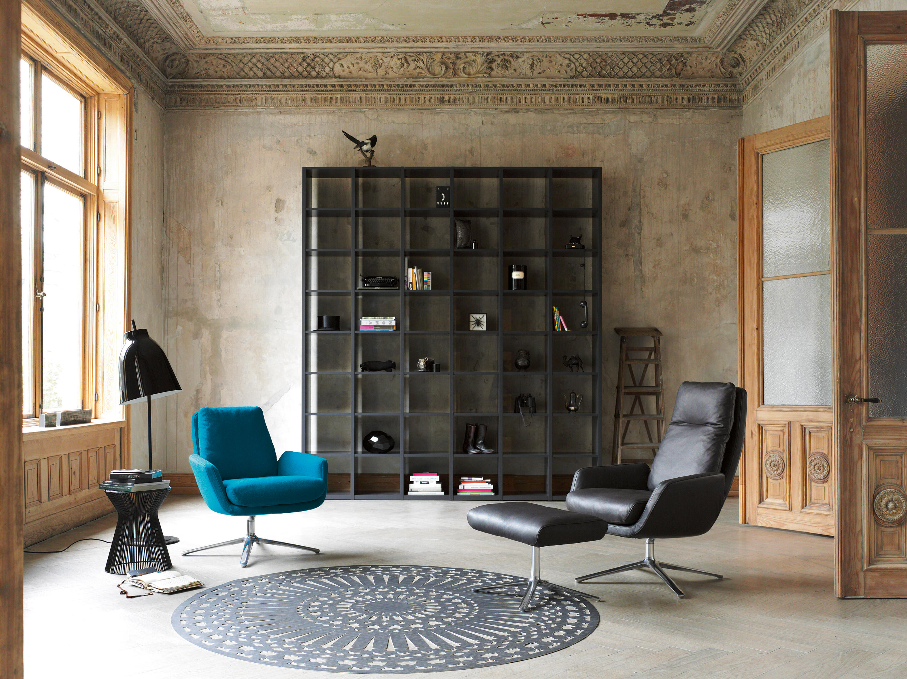 Cordia Lounge Armchairs From Cor Architonic