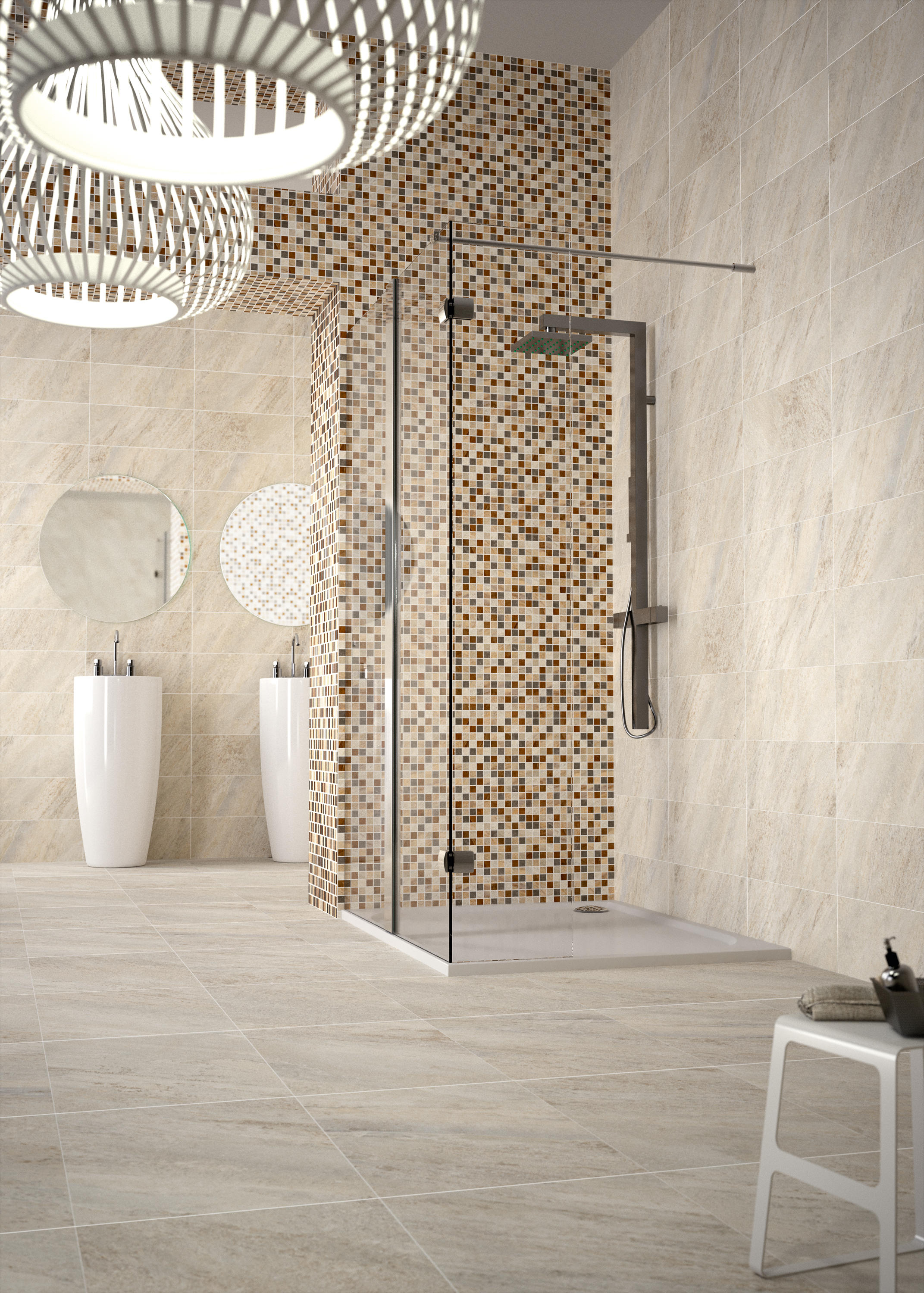 Narpes blanco ceramic panels from vives cer mica - Vives ceramica ...