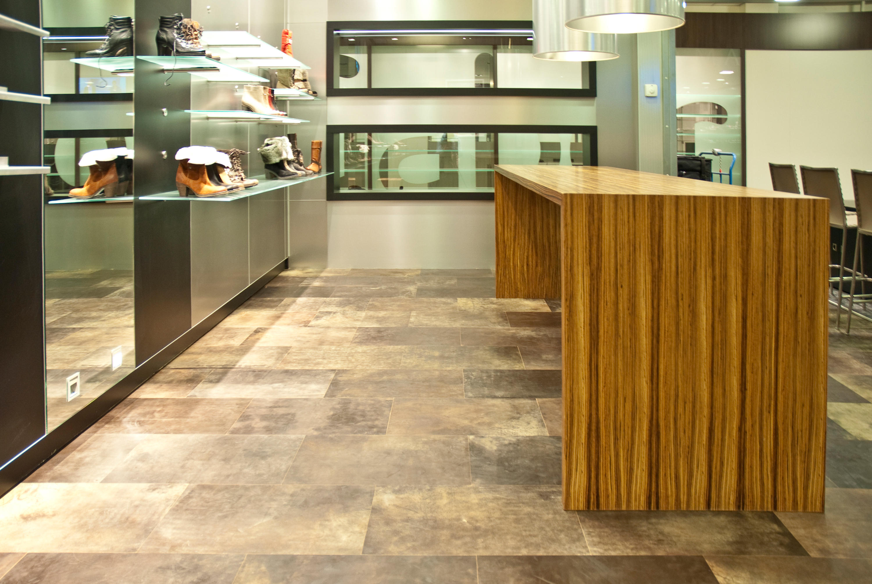 Tundra petrol leather tiles from alphenberg leather architonic